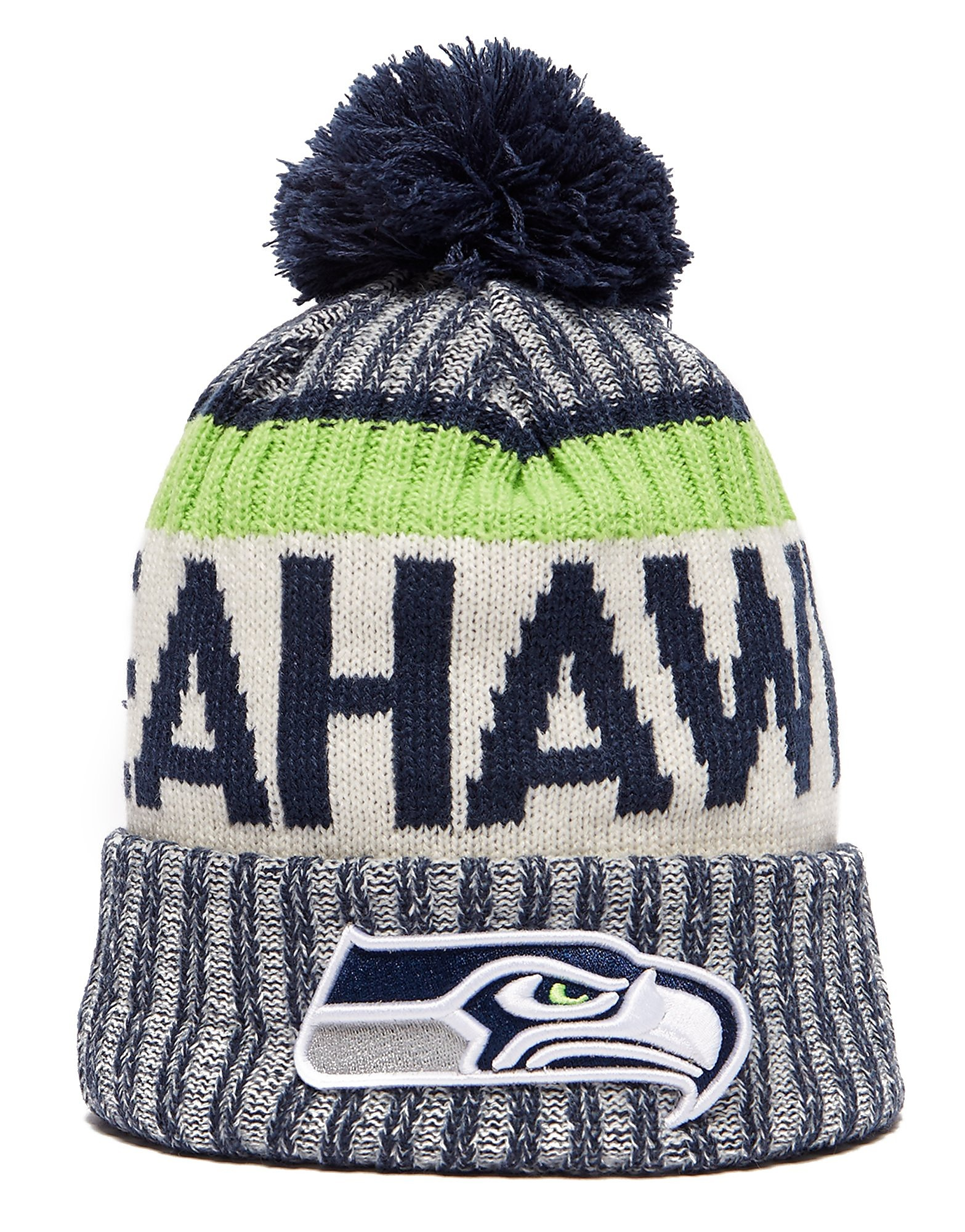 New Era Seattle Seahawks Sideline Knitted Hat