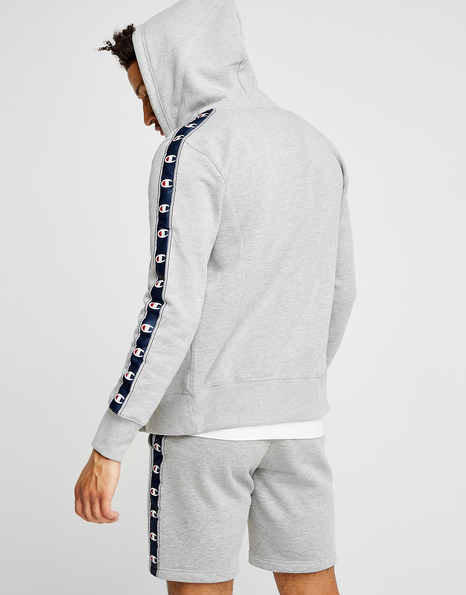 Champion Tape Full Zip Hoodie