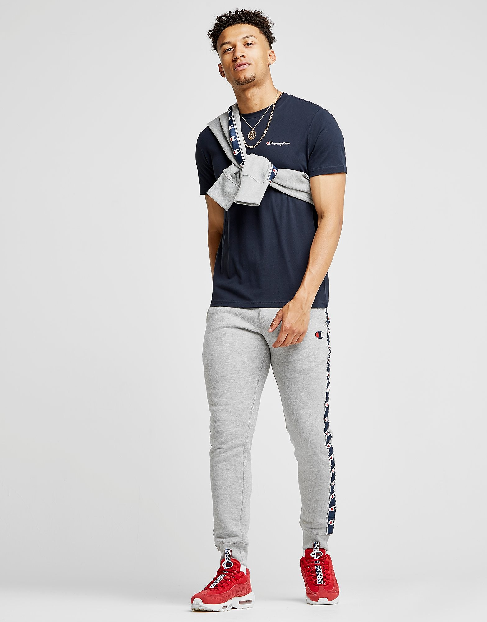 Champion Tape Pants Heren