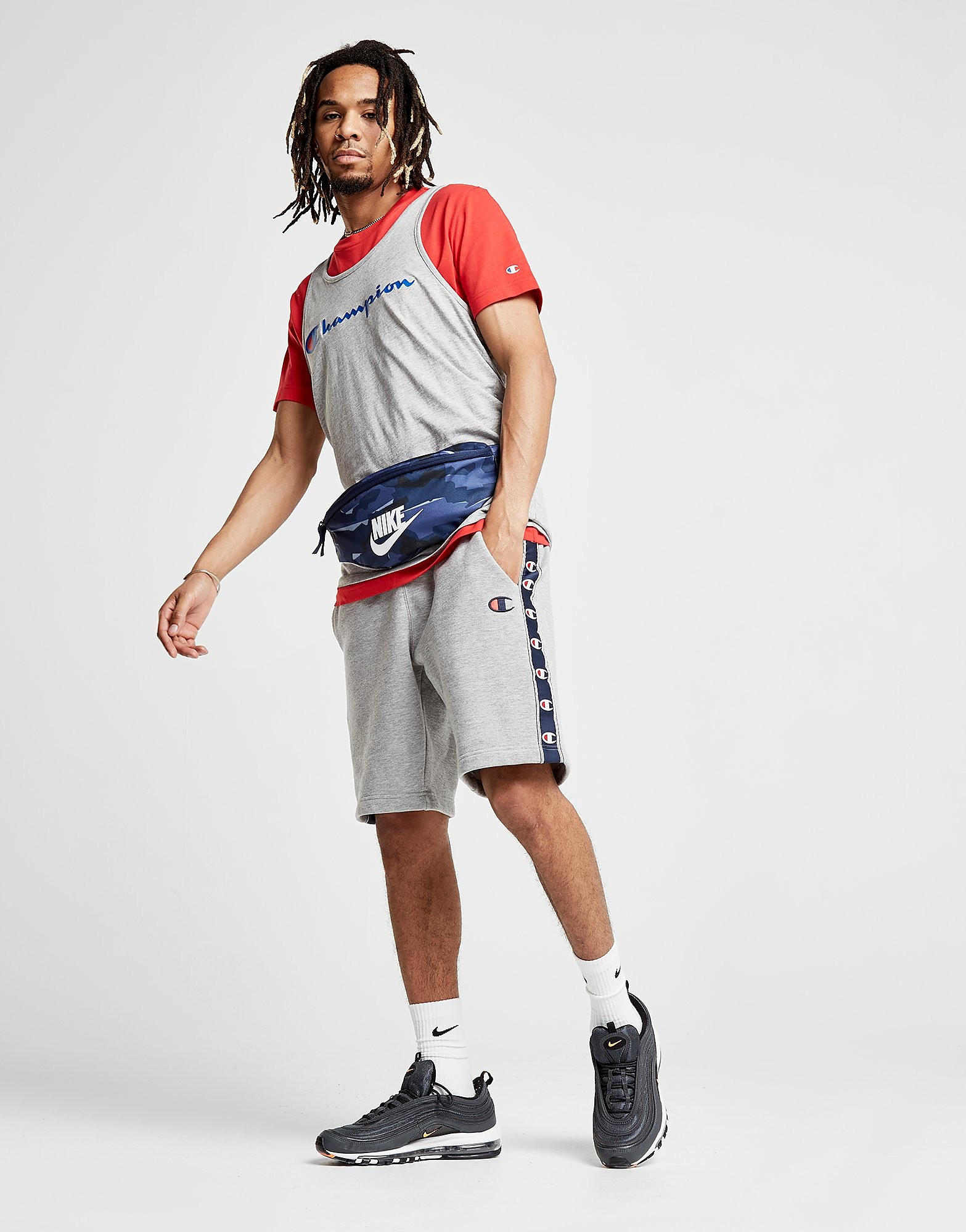 Champion Short Tape Homme