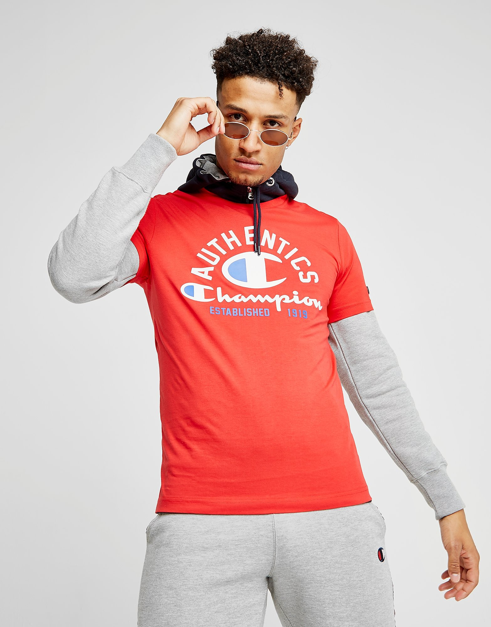 Champion Sport Archive Authority T-Shirt