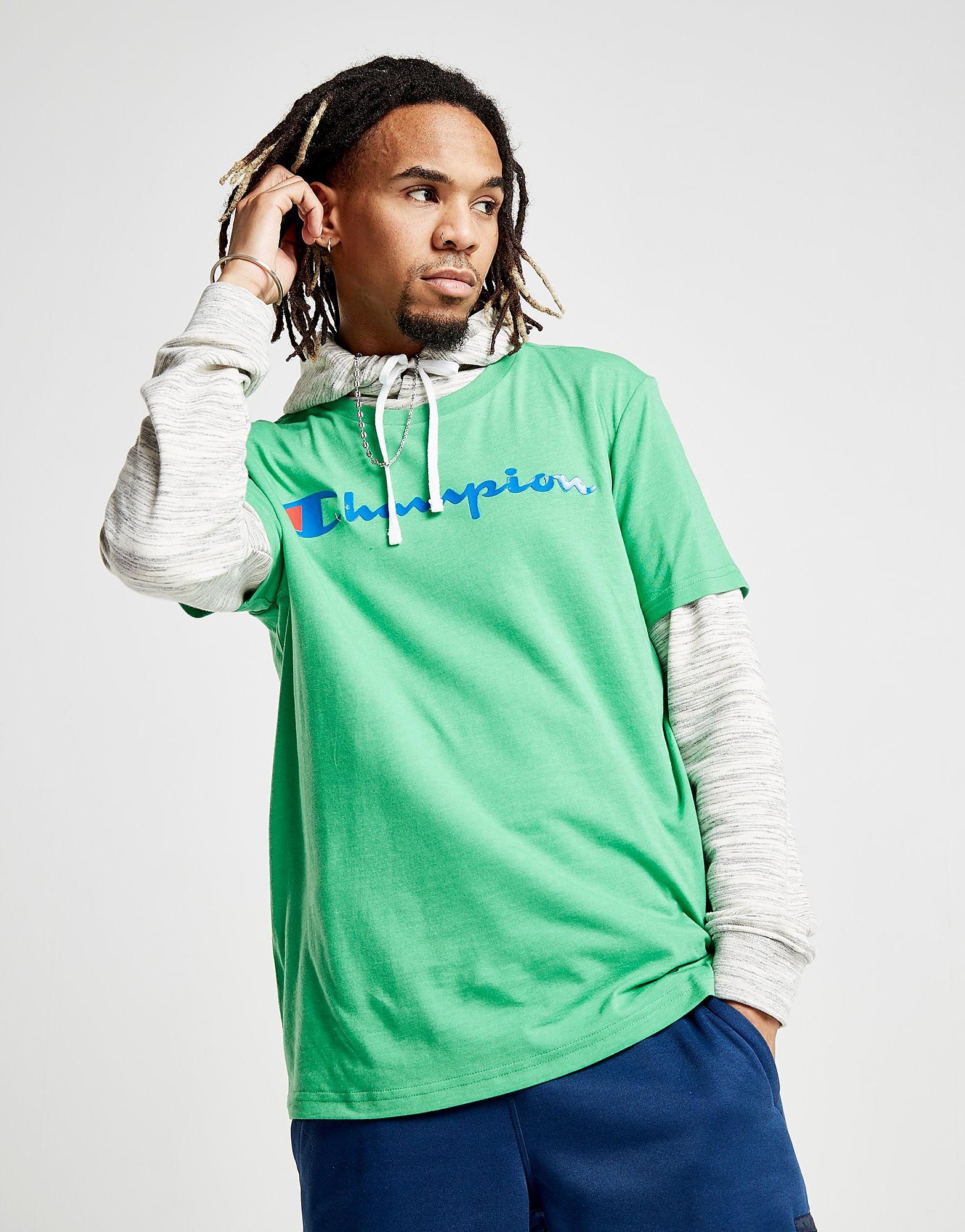 Champion Sport Script T-Shirt Homme
