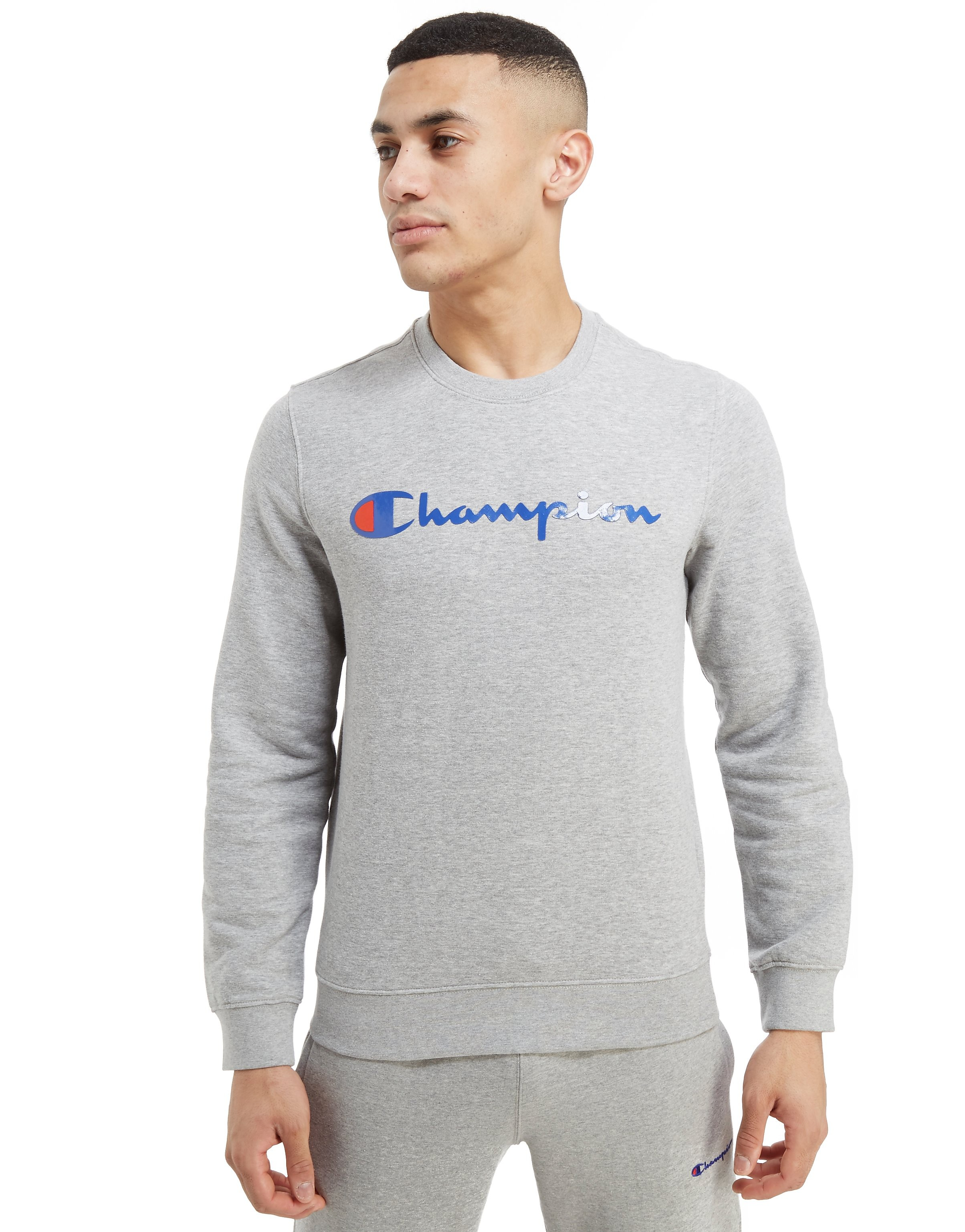 Champion Sweat Sport Crew Homme