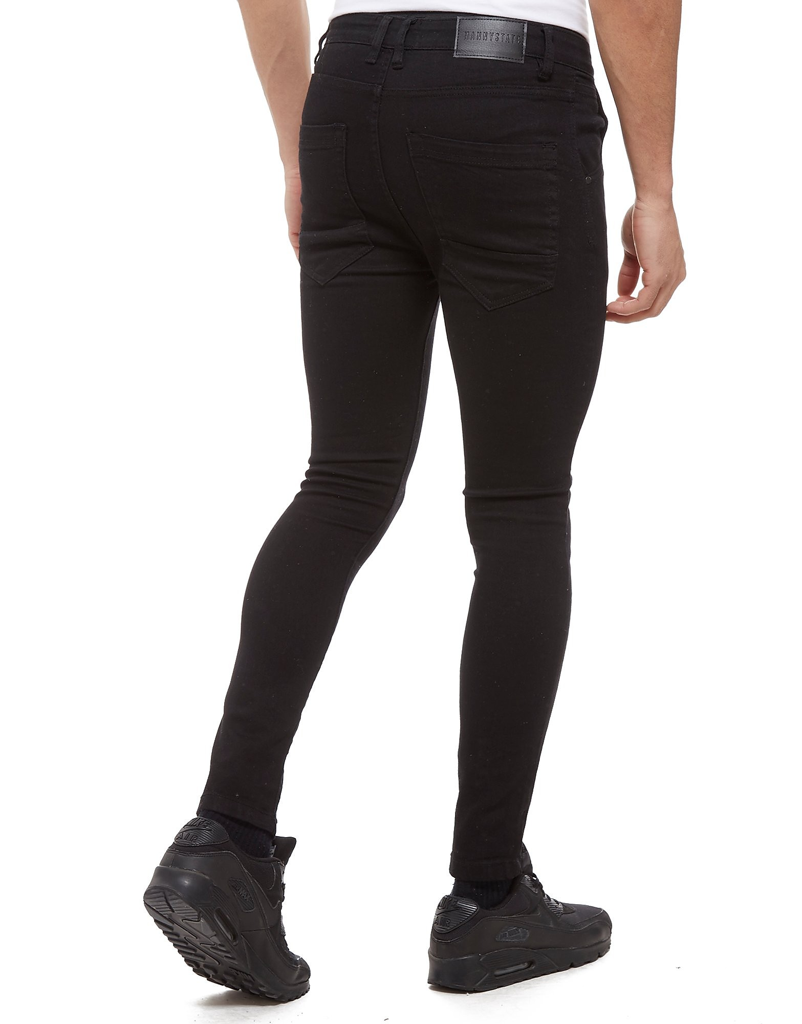 Nanny State Super Skinny Jeans Homme