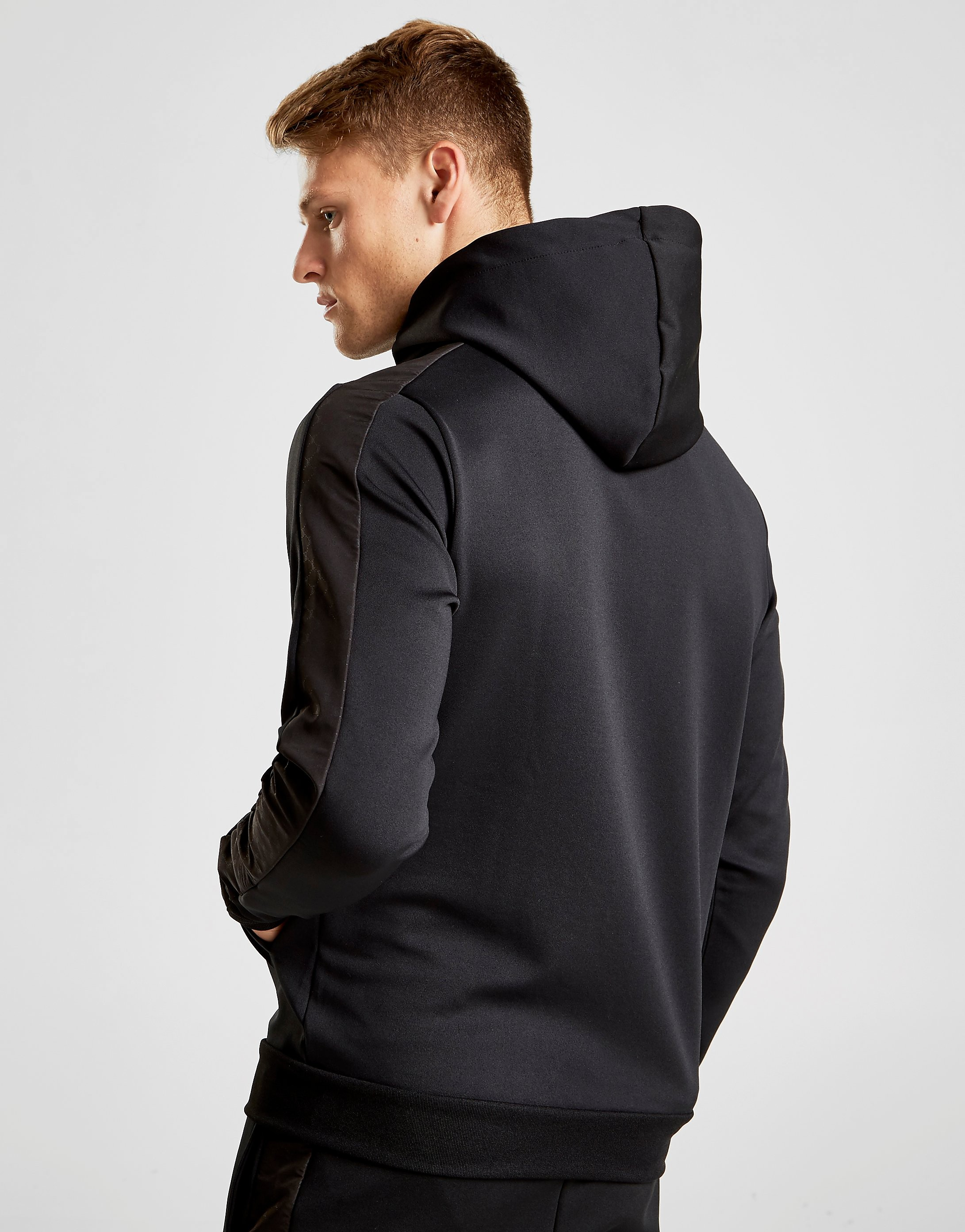Creative Recreation House Pattern Zip Through Hoodie Heren