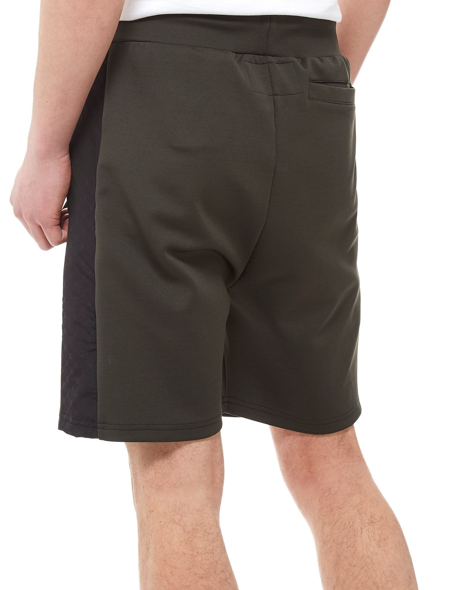 Creative Recreation House Pattern Track Shorts Heren