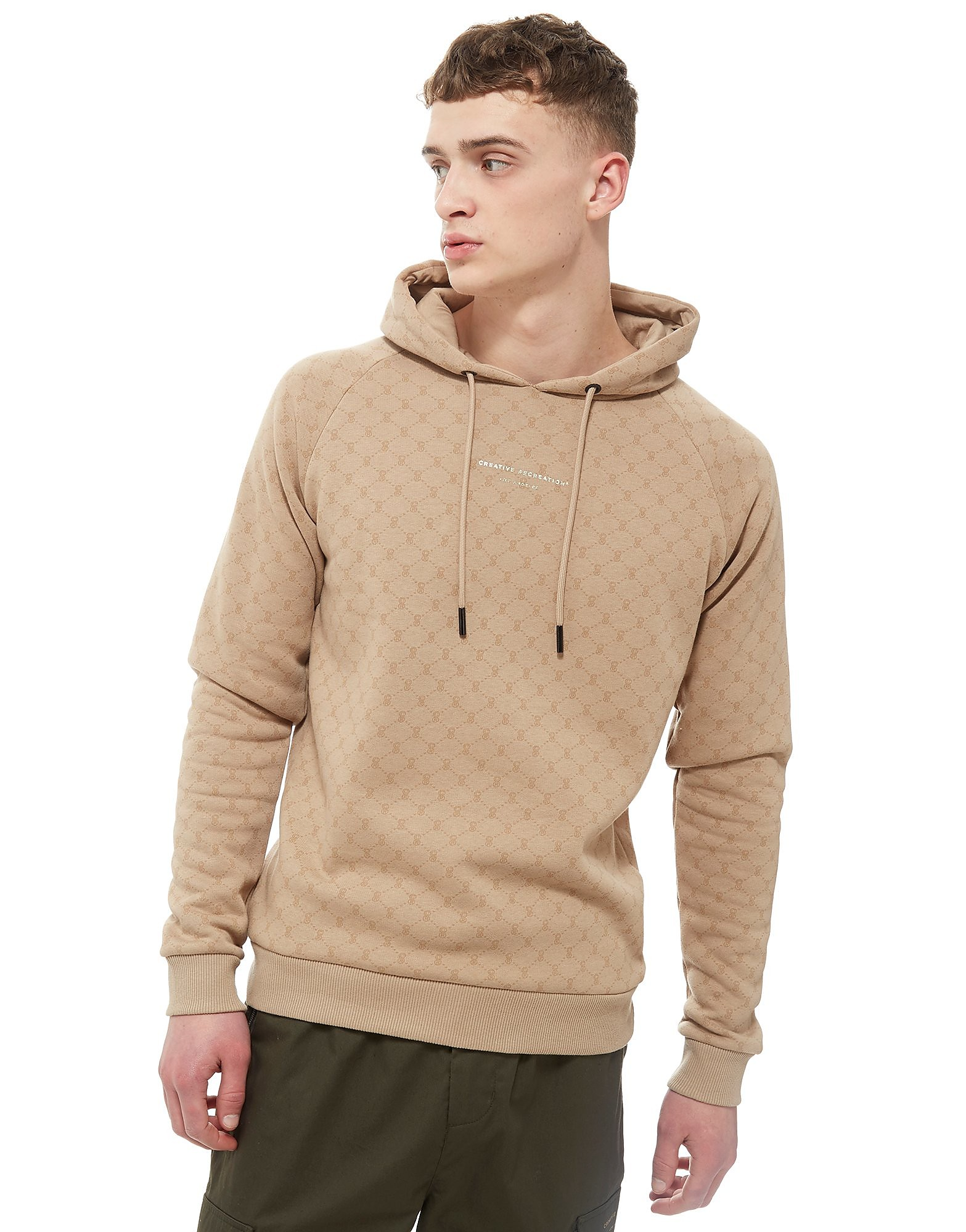 Creative Recreation House Pattern Hoodie Heren