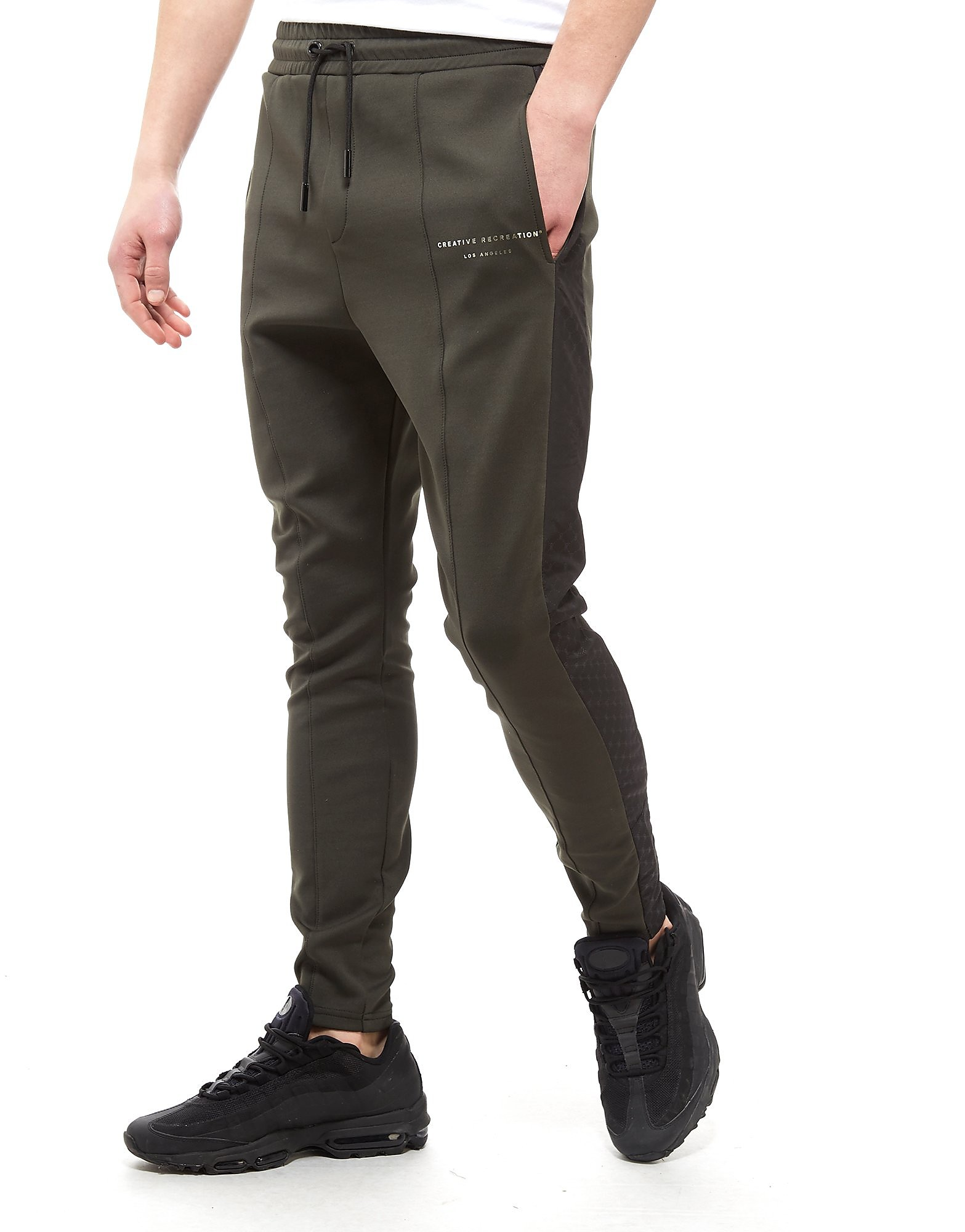 Creative Recreation House Pattern Track Pants Heren