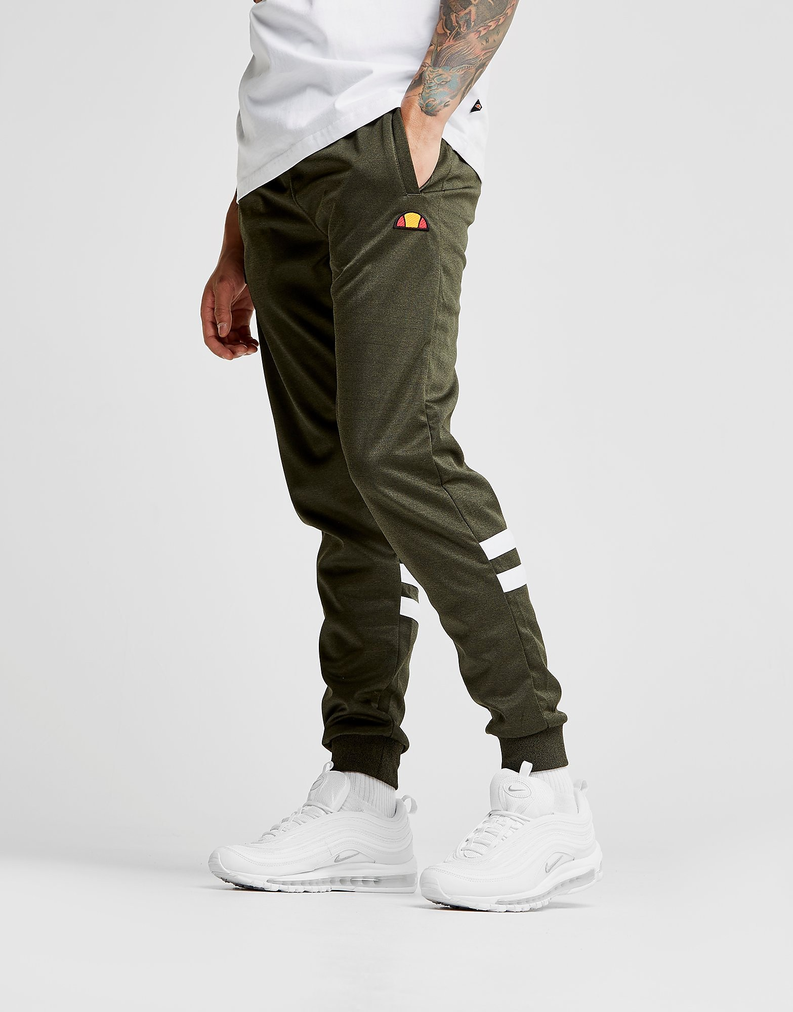 Ellesse Fazarono Poly Pants Heren