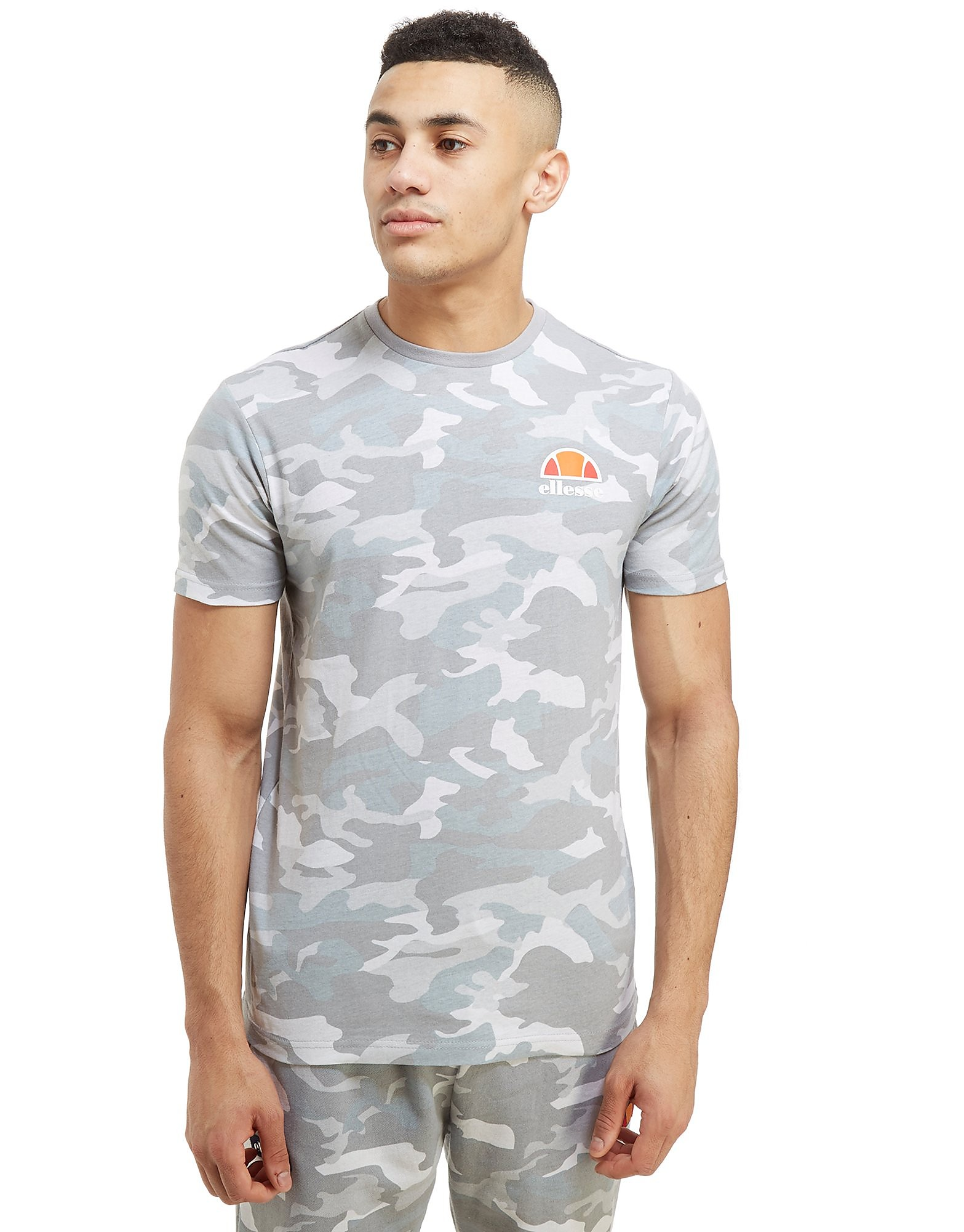 Ellesse T-shirt Canaletto Camo Homme