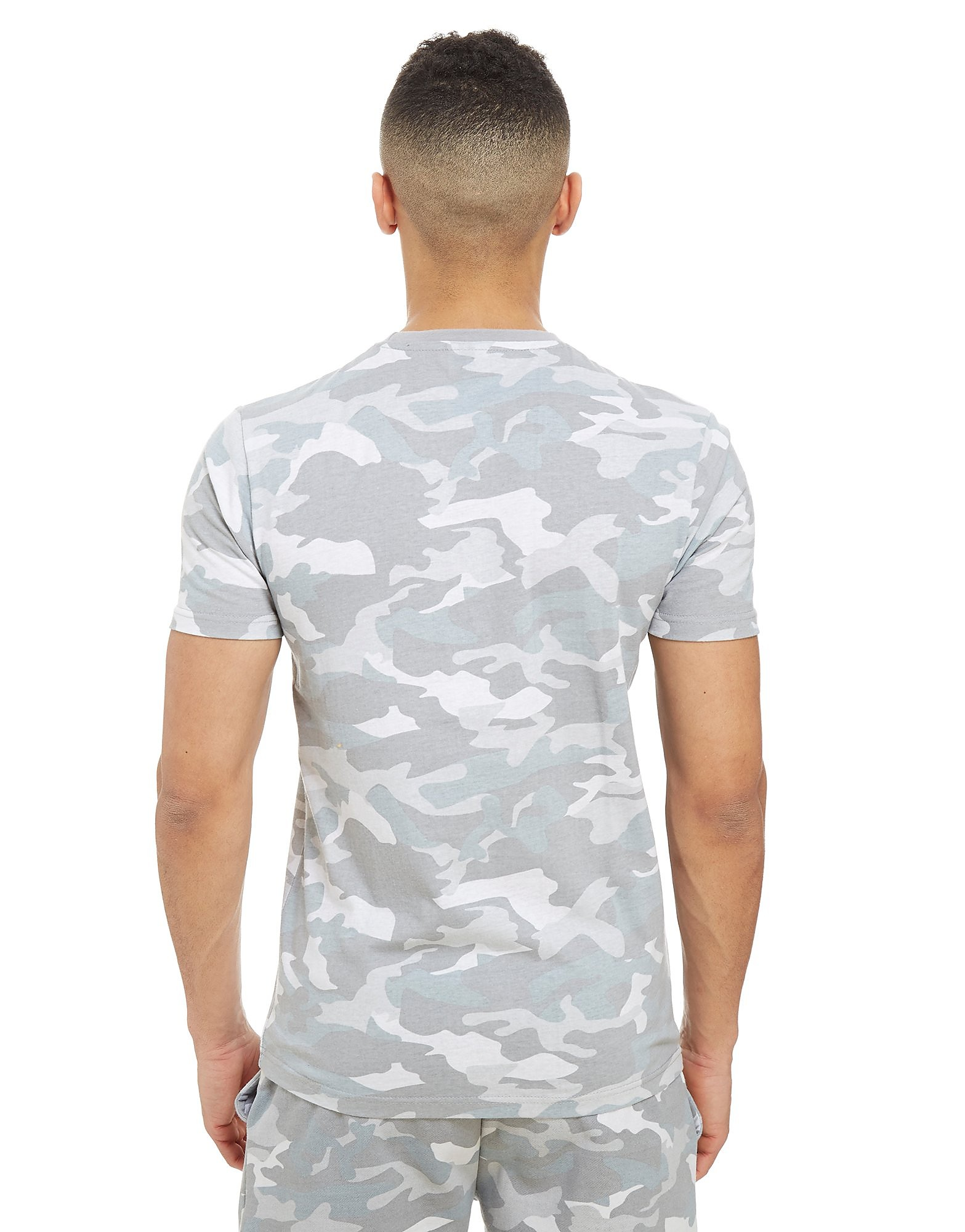 Ellesse Canaletto Camo T-Shirt