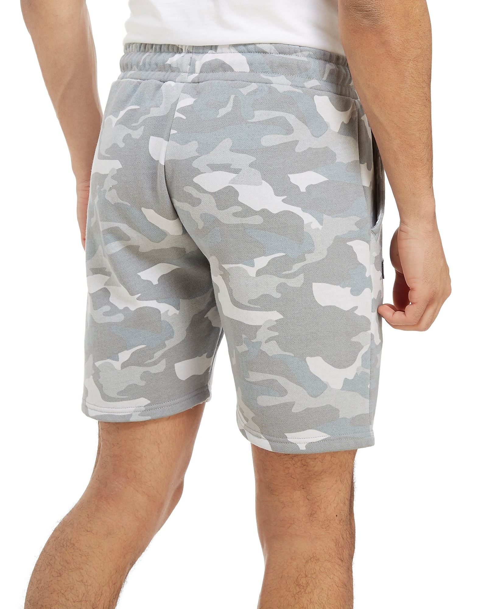 Ellesse Noli Camo Fleece Shorts