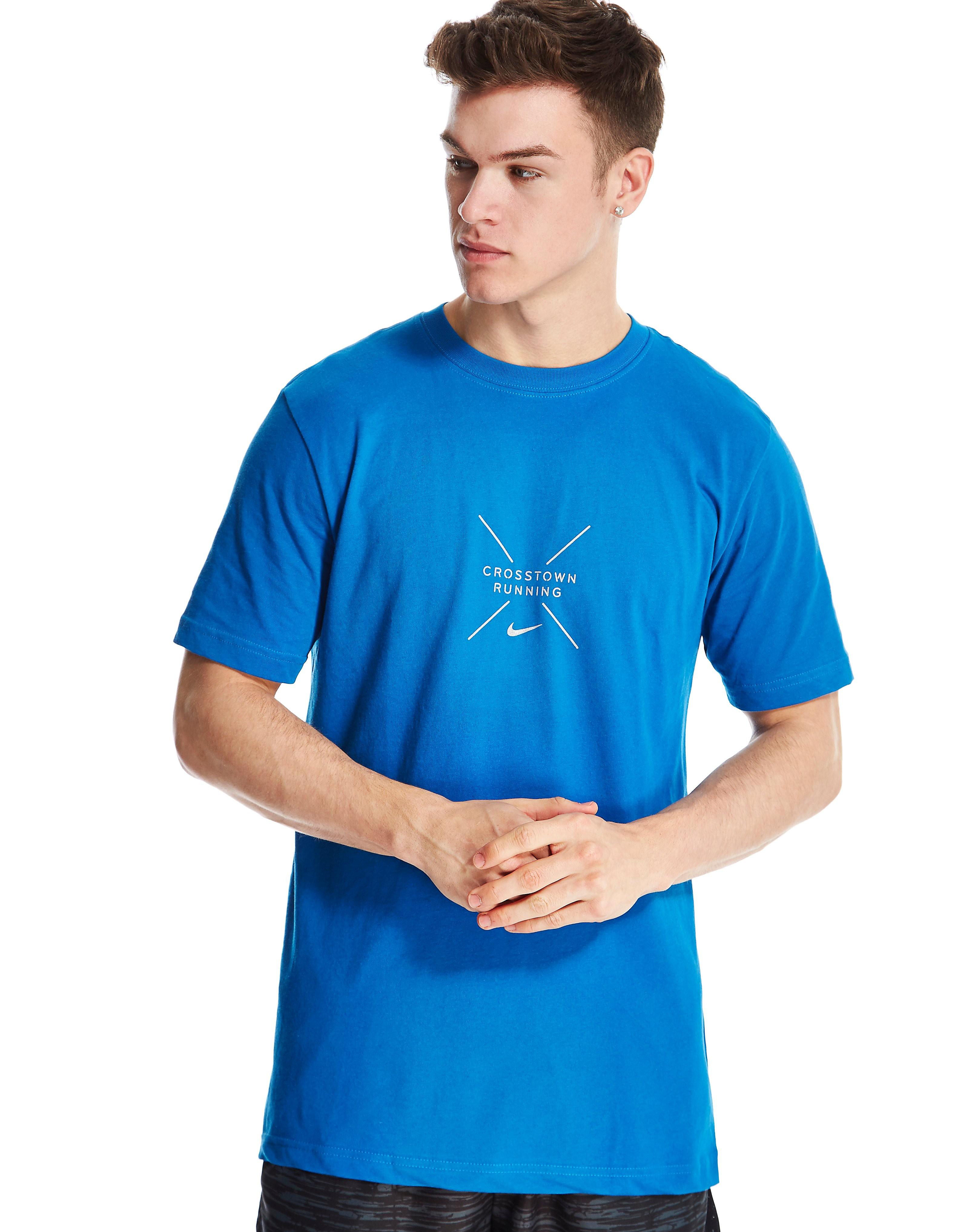 Nike Crosstown Running T-Shirt