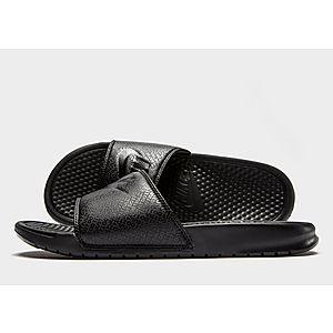 on sale 378b0 655c5 Nike Benassi Slides ...