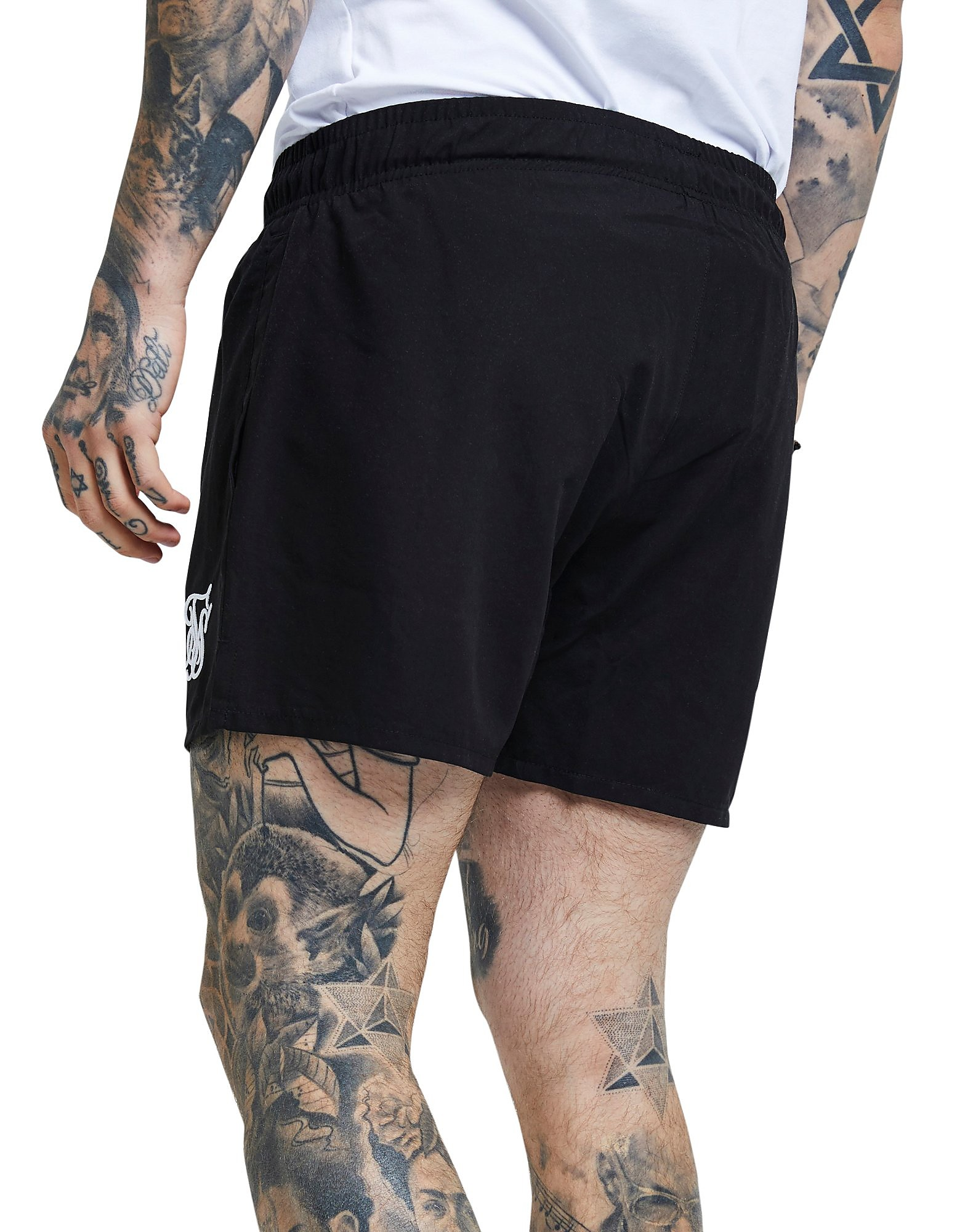 SikSilk Swim Shorts Heren