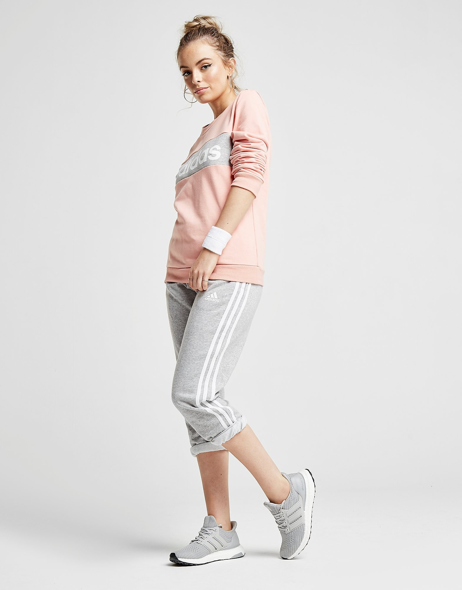 adidas Linear Tracksuit Dames