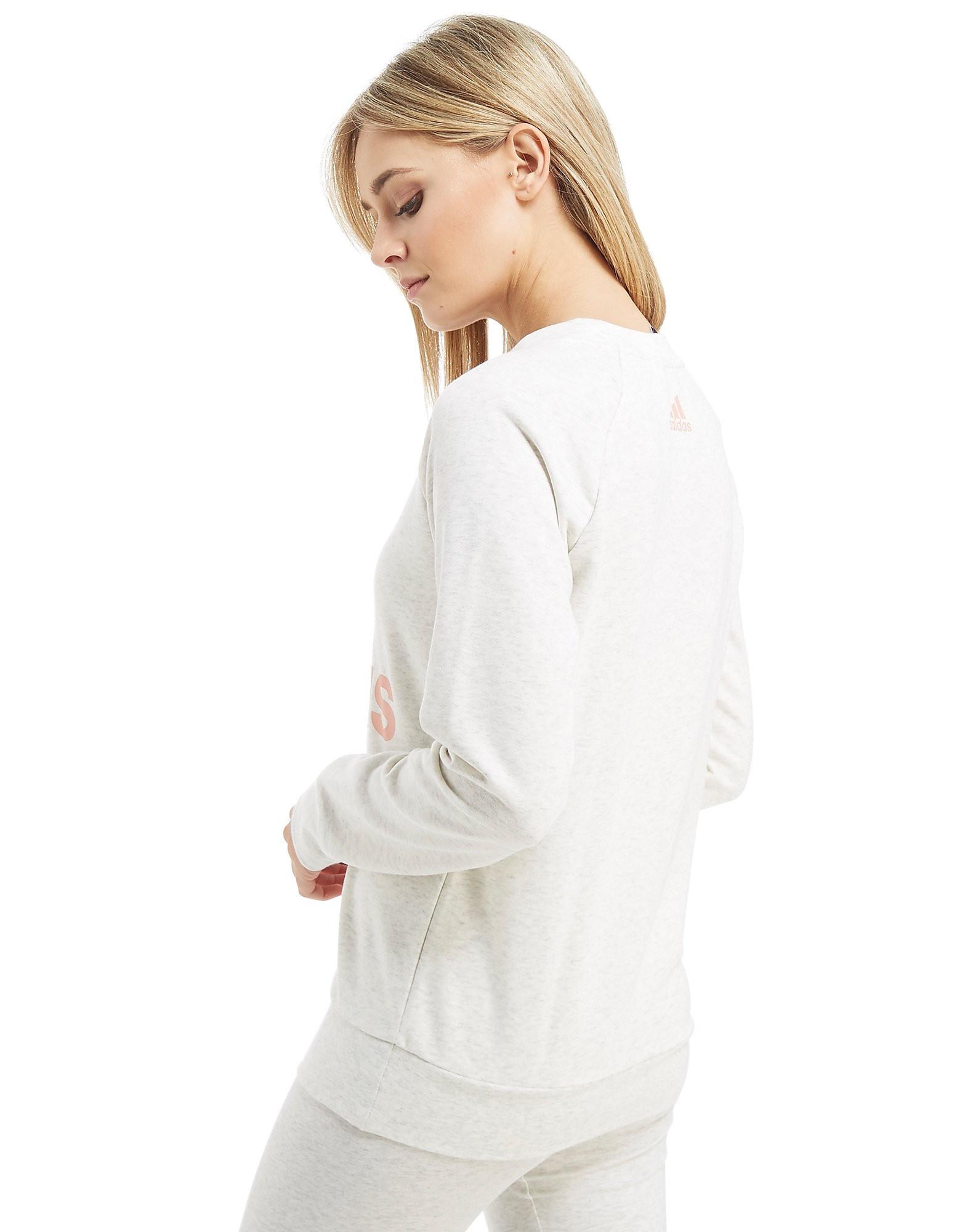 adidas Essential Linear Crew Sweatshirt