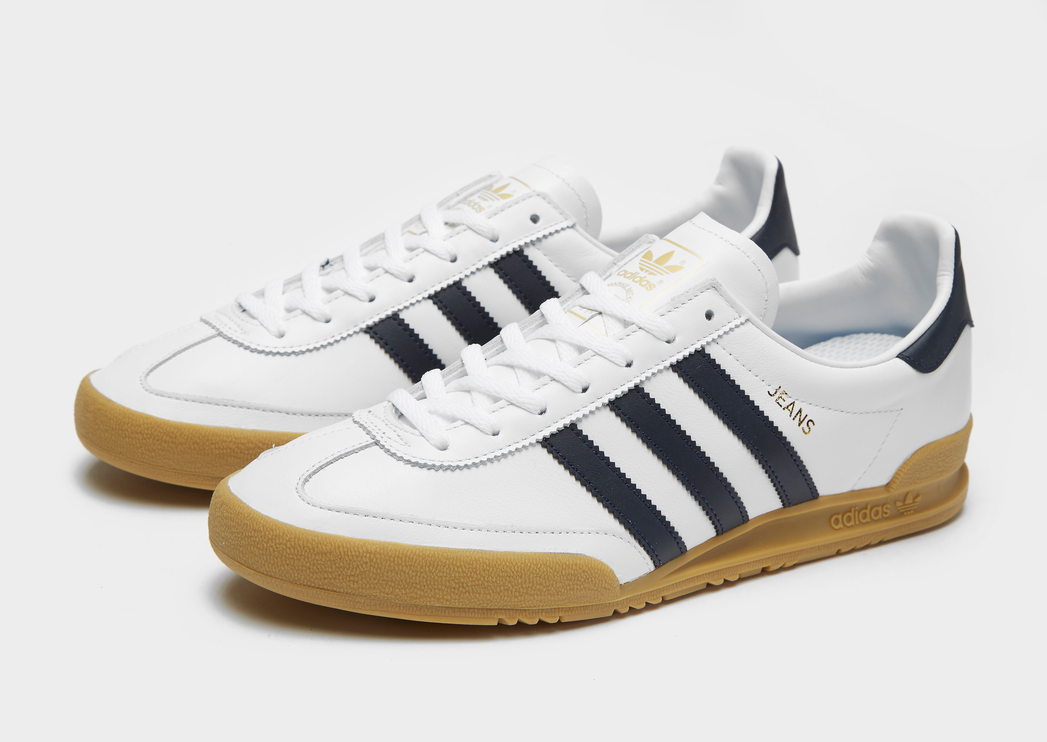 adidas Originals Jeans Leather Heren