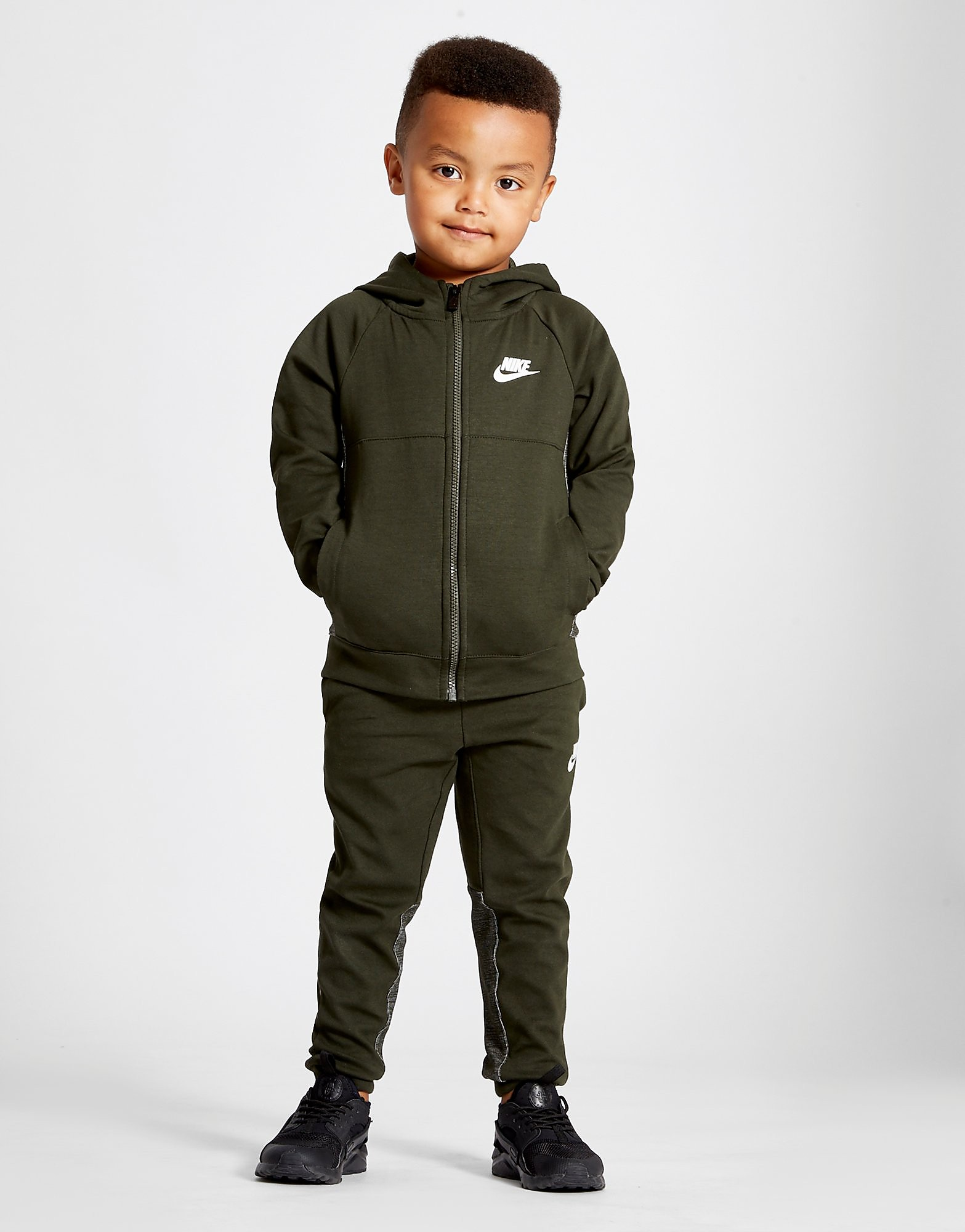 Nike Advance Full Zip Suit Children
