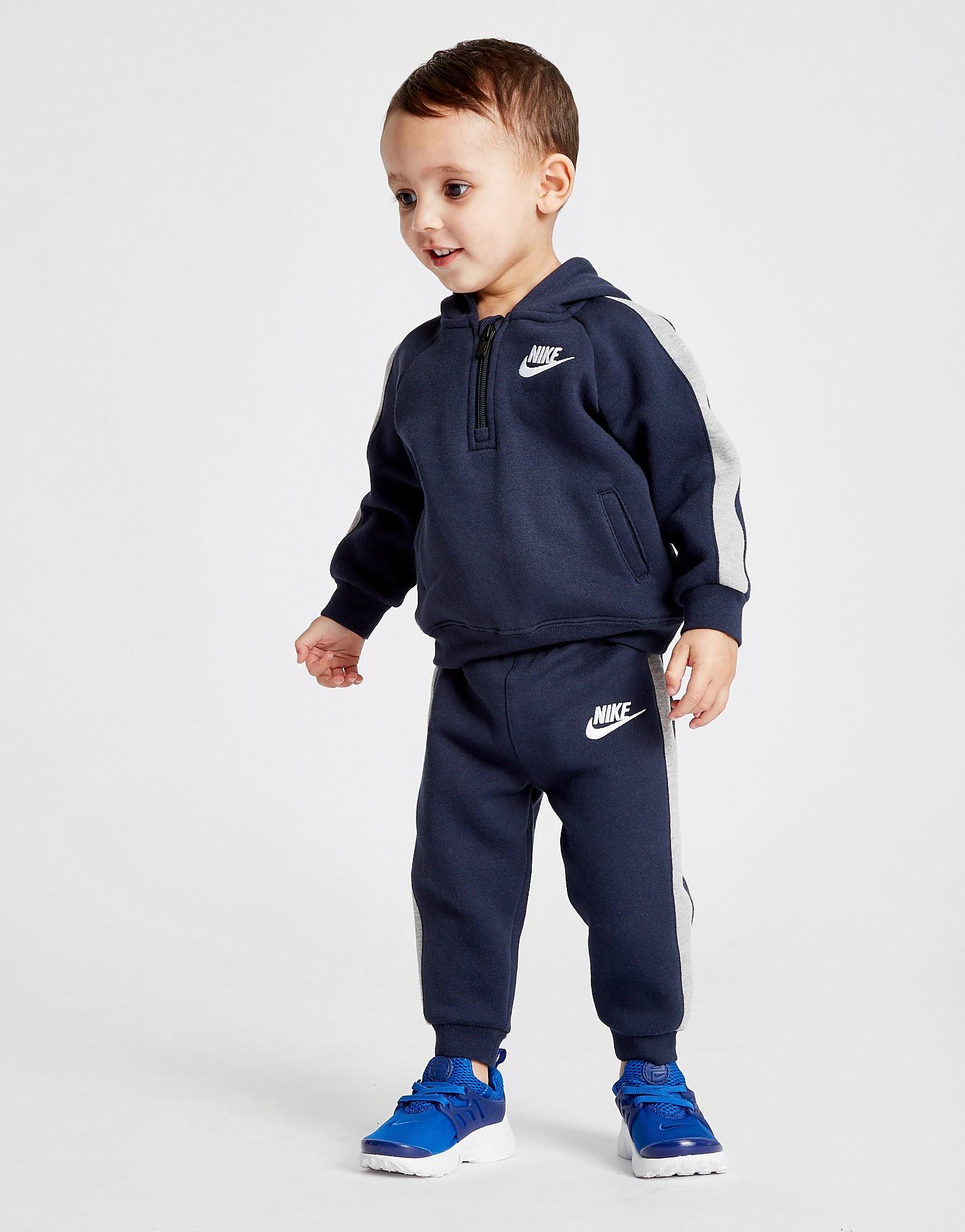 Nike Futura 1/4 Zip Suit Infant