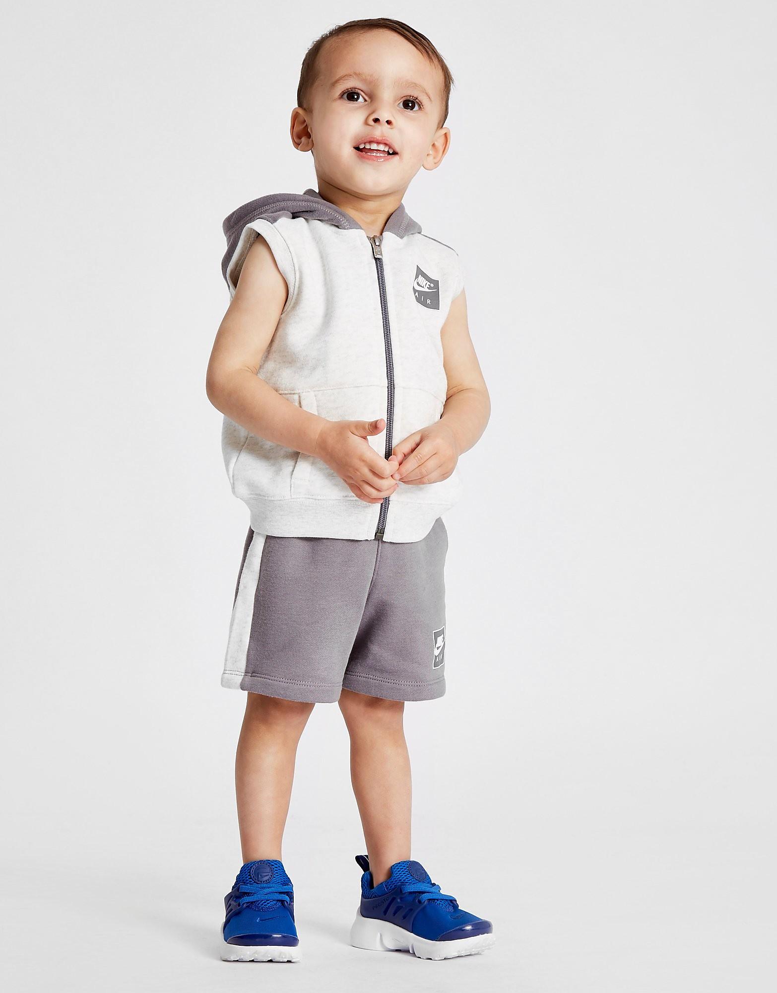Nike Air Sleeveless Hoodie & Shorts Set Infant