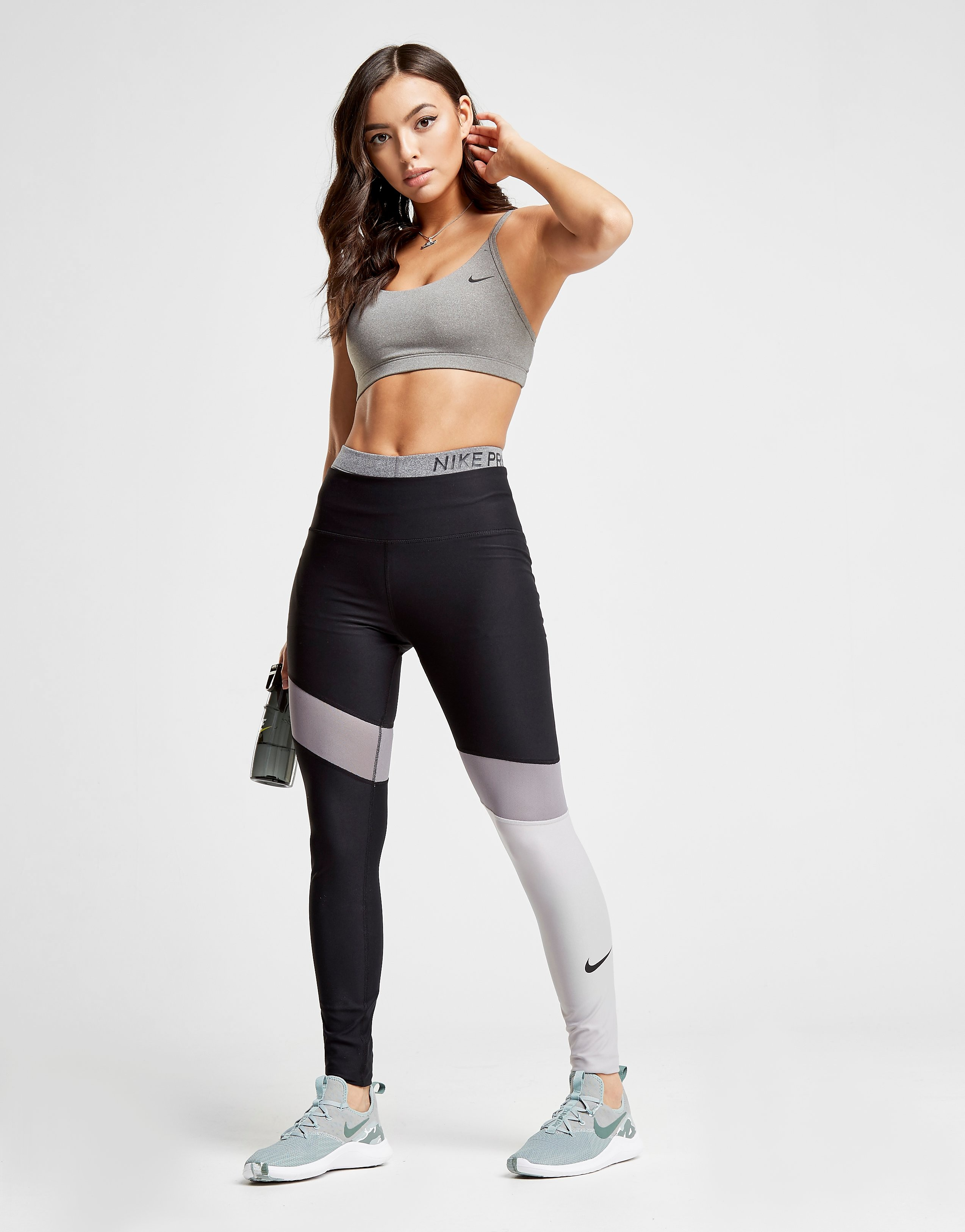 Nike Training Colourblock Tights