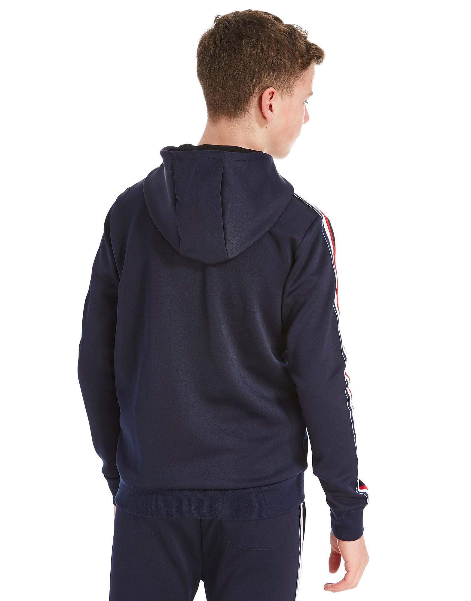 Sonneti chaqueta con capucha Tape júnior