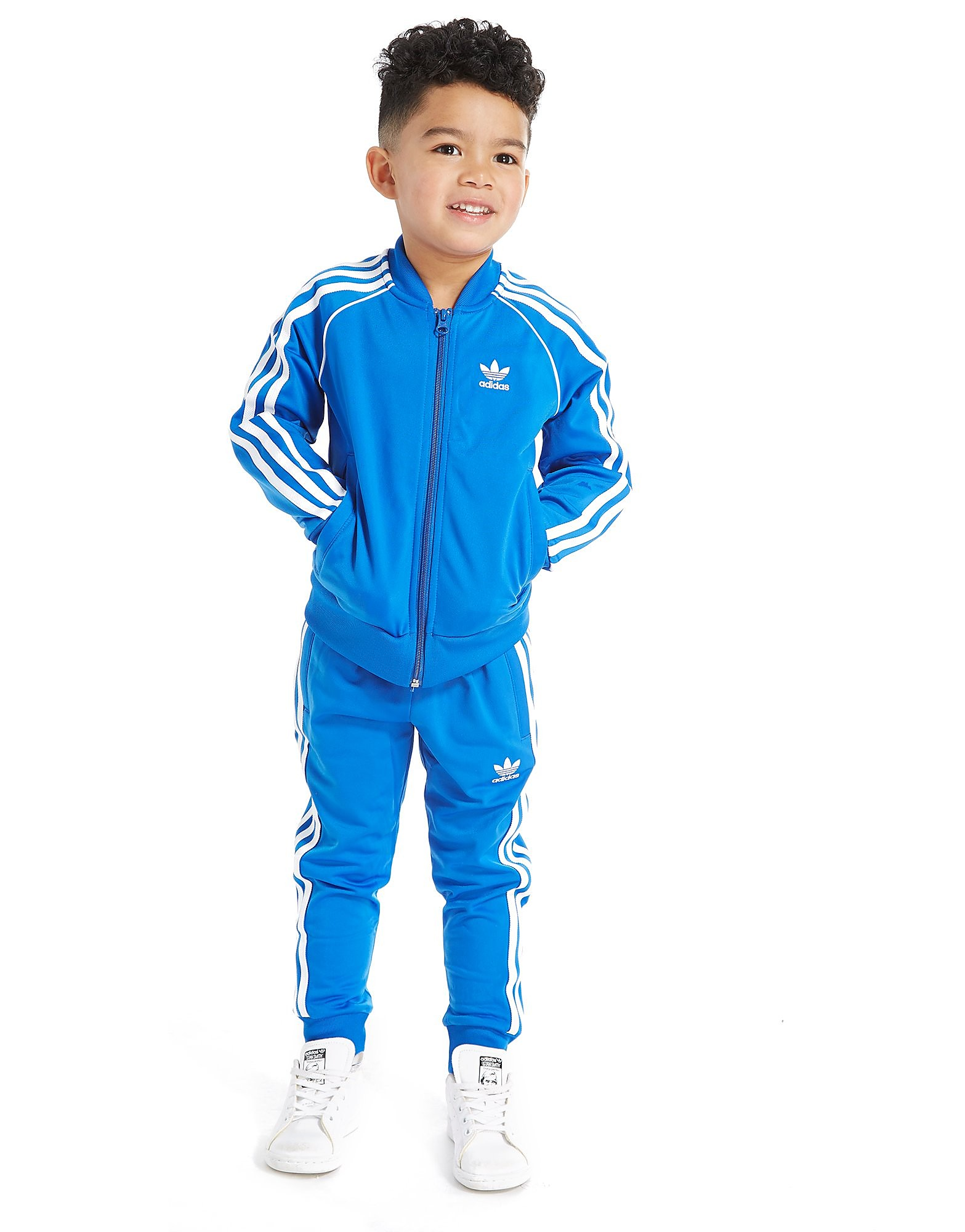 adidas Originals Superstar Tracksuit Kinderen