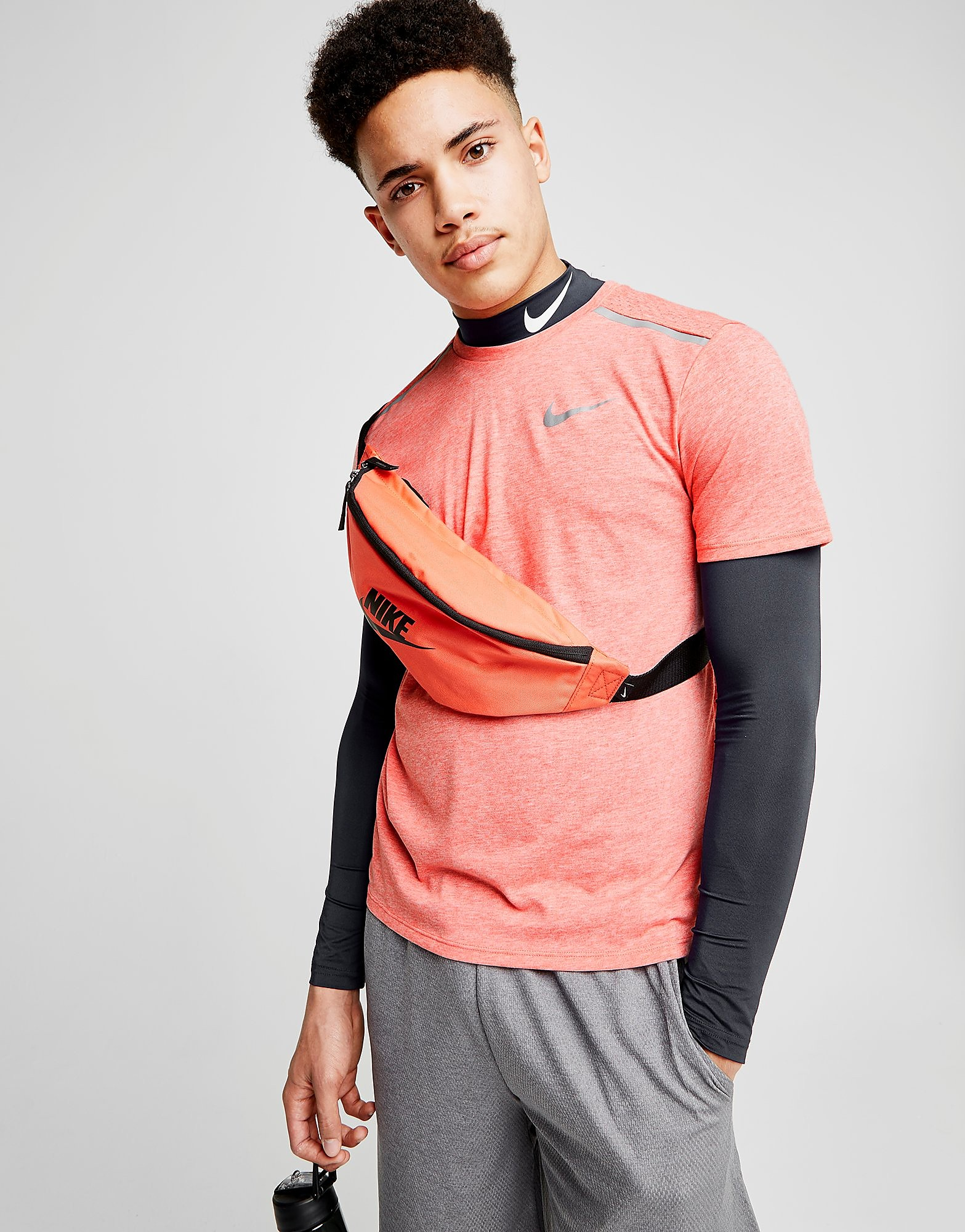 Nike Breathe Rise Short Sleeve T-Shirt