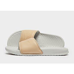 006aca6183176 Nike Benassi Just Do It Slides Women s ...