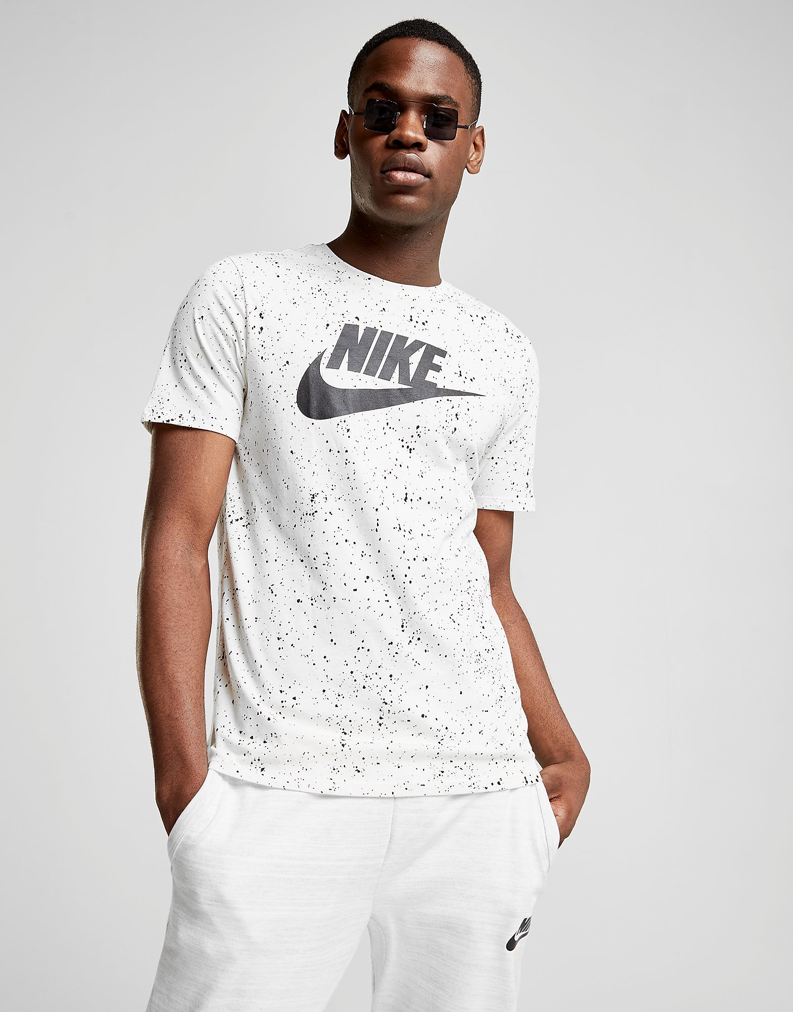 Nike camiseta Futura All Over Print