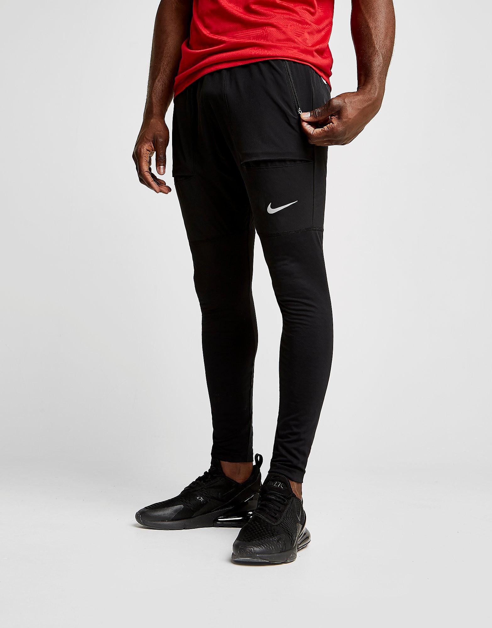 Nike Hybrid Slim Pants - Zwart - Heren