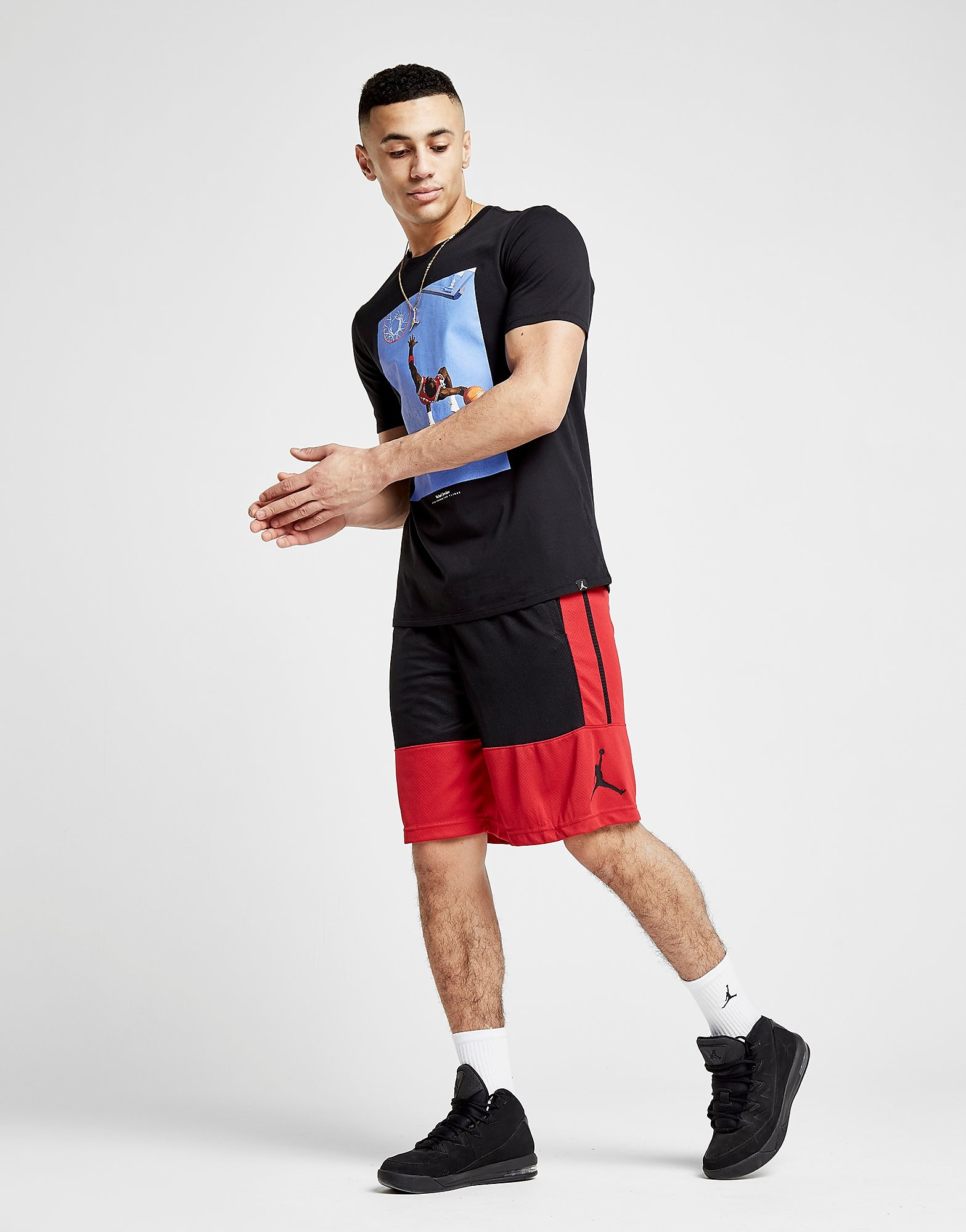 Jordan camiseta Photo