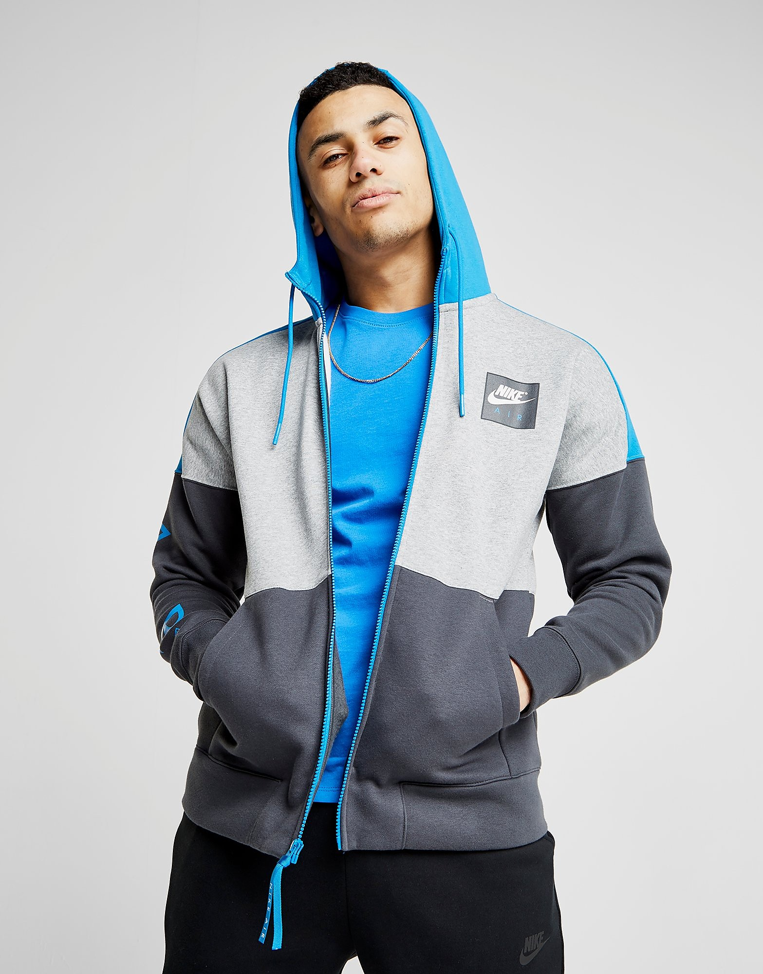 Nike Air Full Zip Hoodie Heren