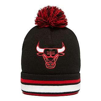 Mitchell & Ness NBA Chicago Bulls Beanie Hat