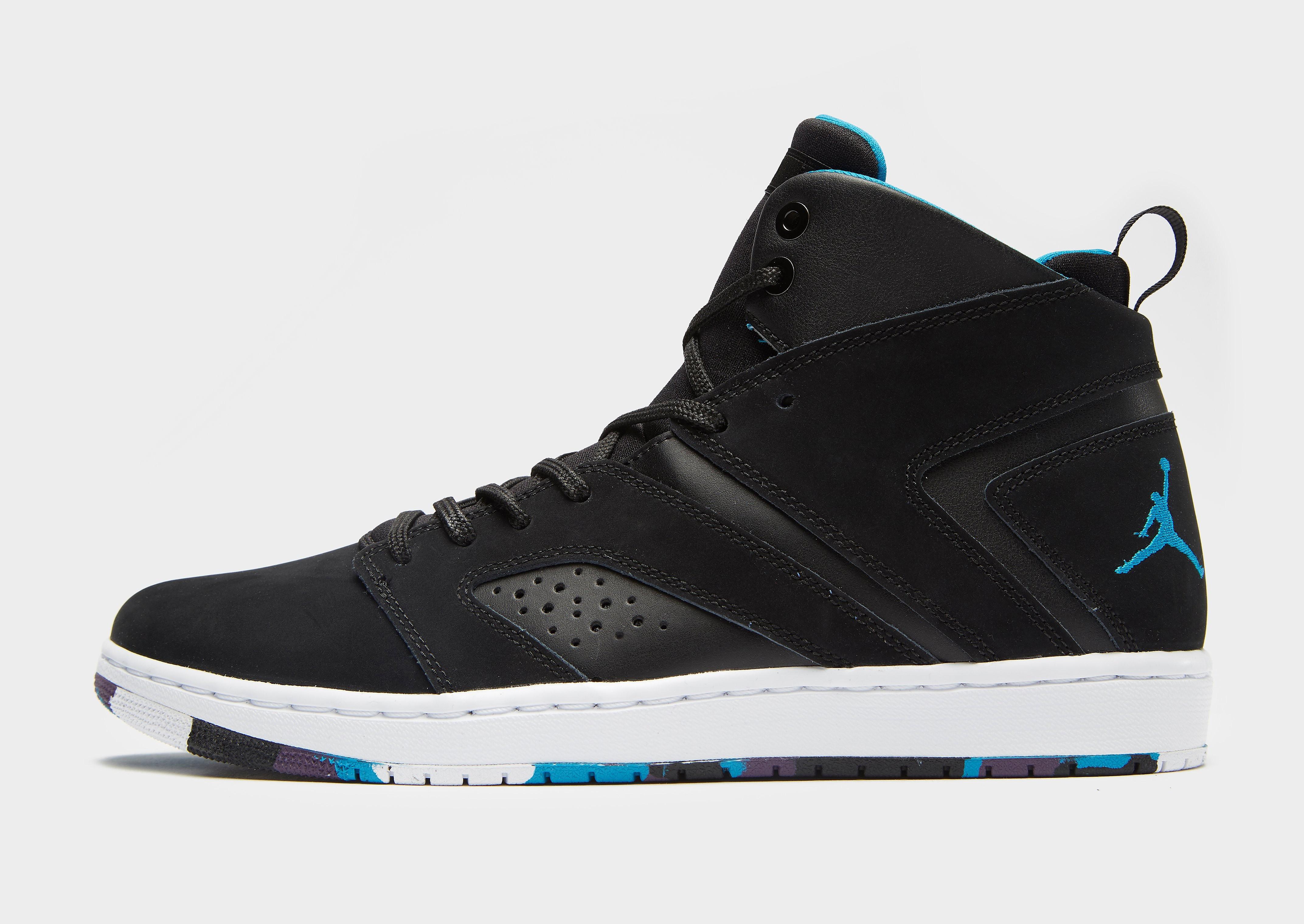 Nike Jordan Flight Legend Men's Shoe - Black Image