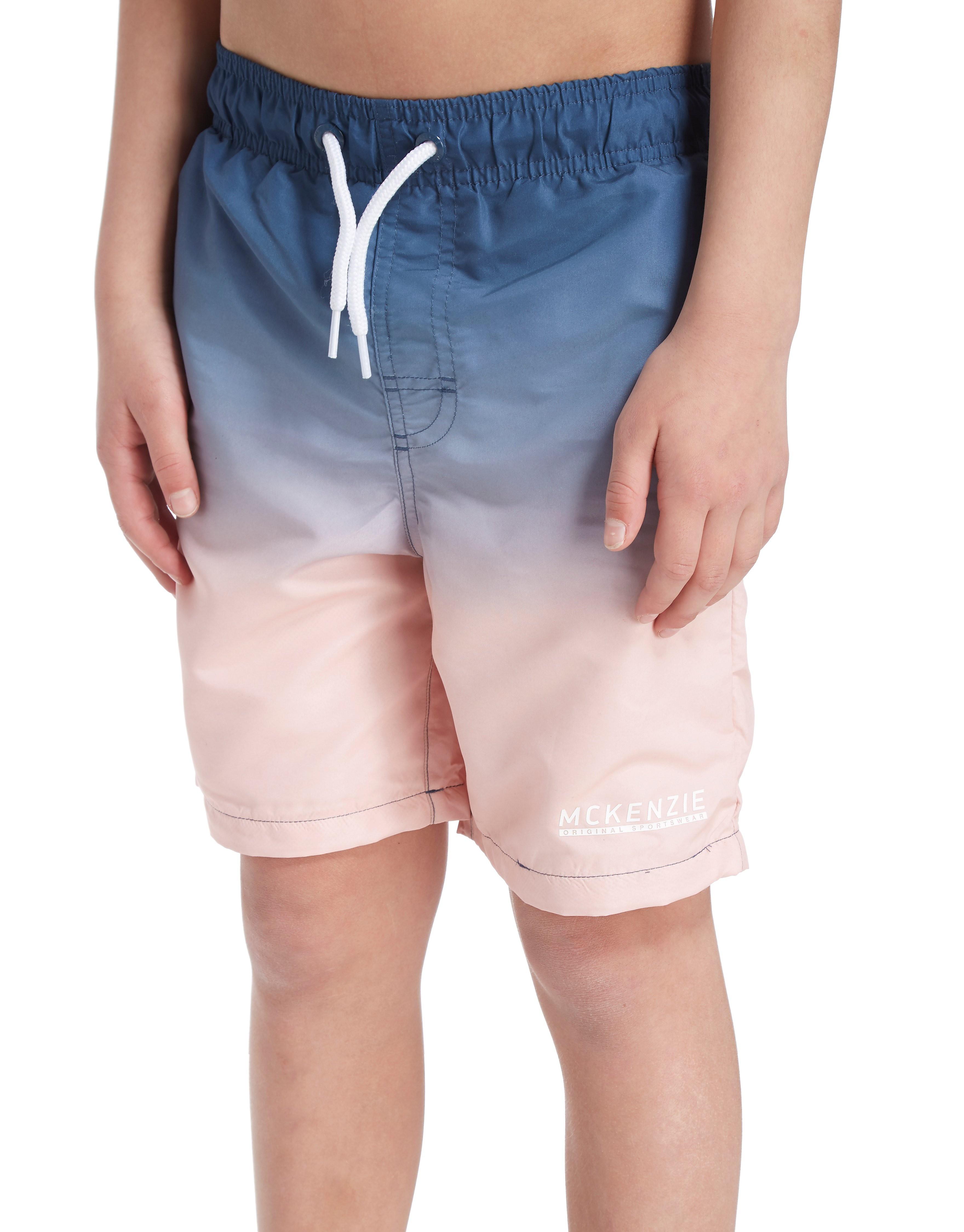 McKenzie Overton Mid Swim Shorts Junior - Roze - Kind