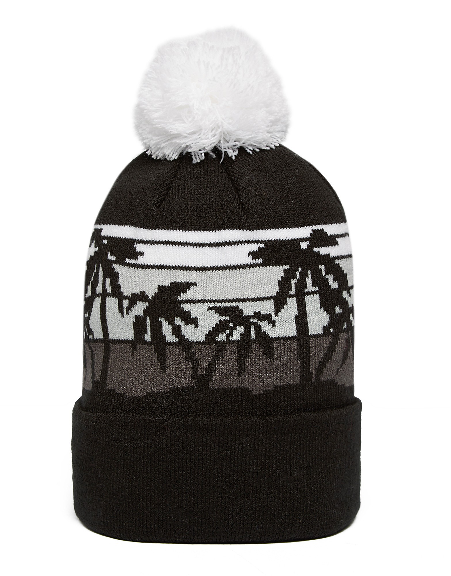 New Era NFL Oakland Raiders Winter Tide Bobble Hat