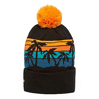 New Era NFL Miami Dolphins Winter Tide Bobble Hat