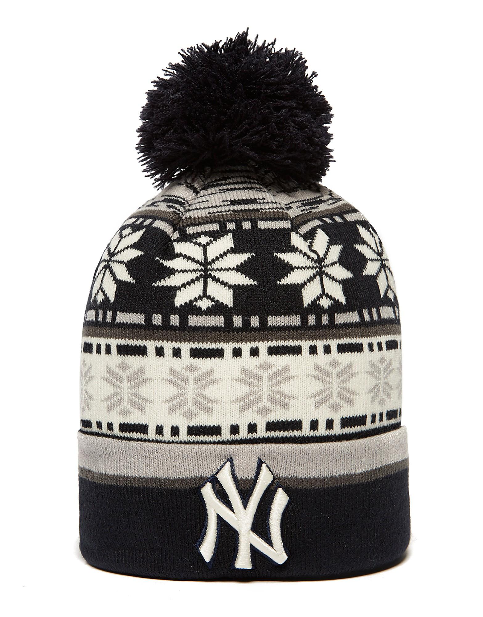 New Era MLB New York Yankees Beanie Hat