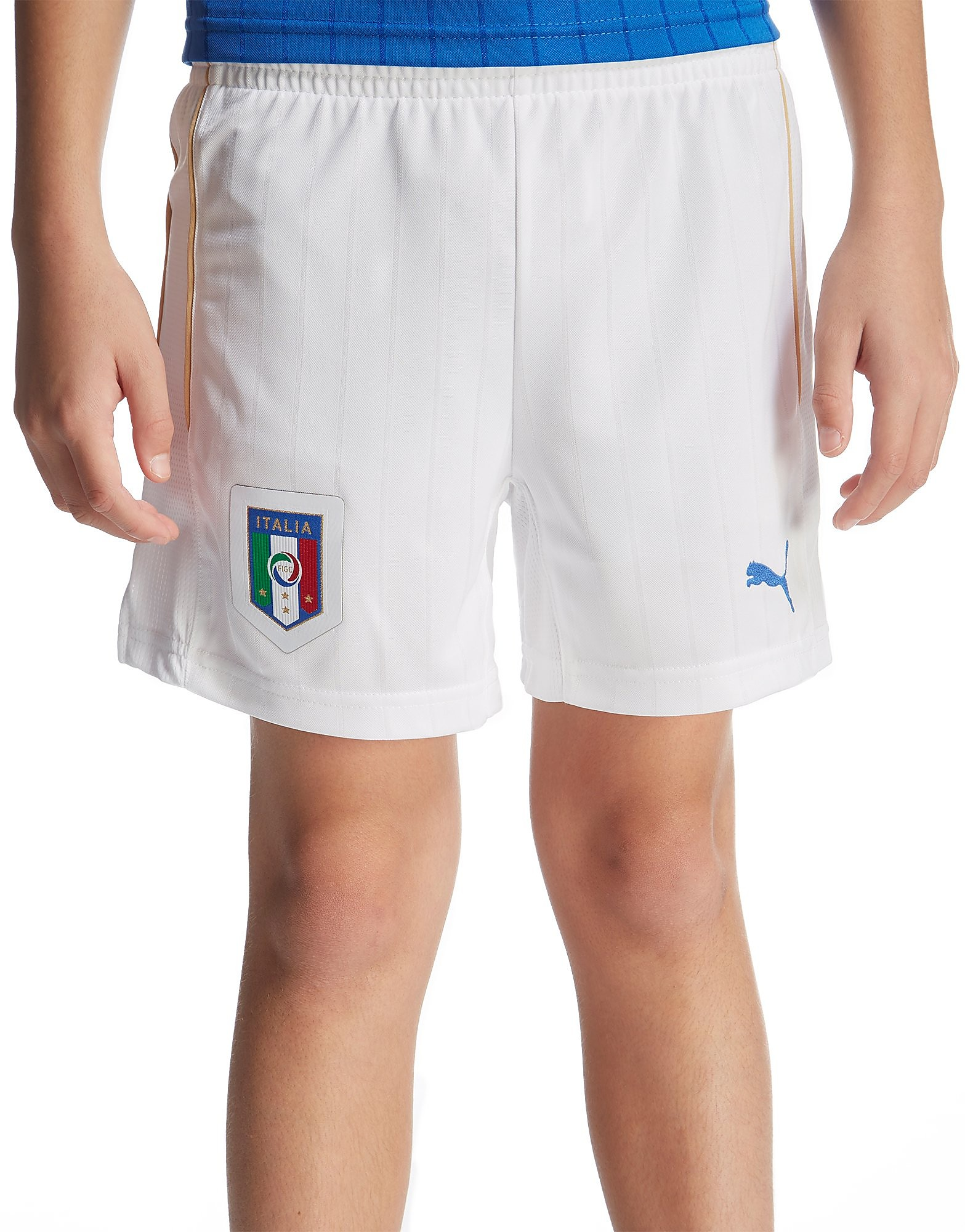 PUMA Italy Home 2016 Shorts Junior