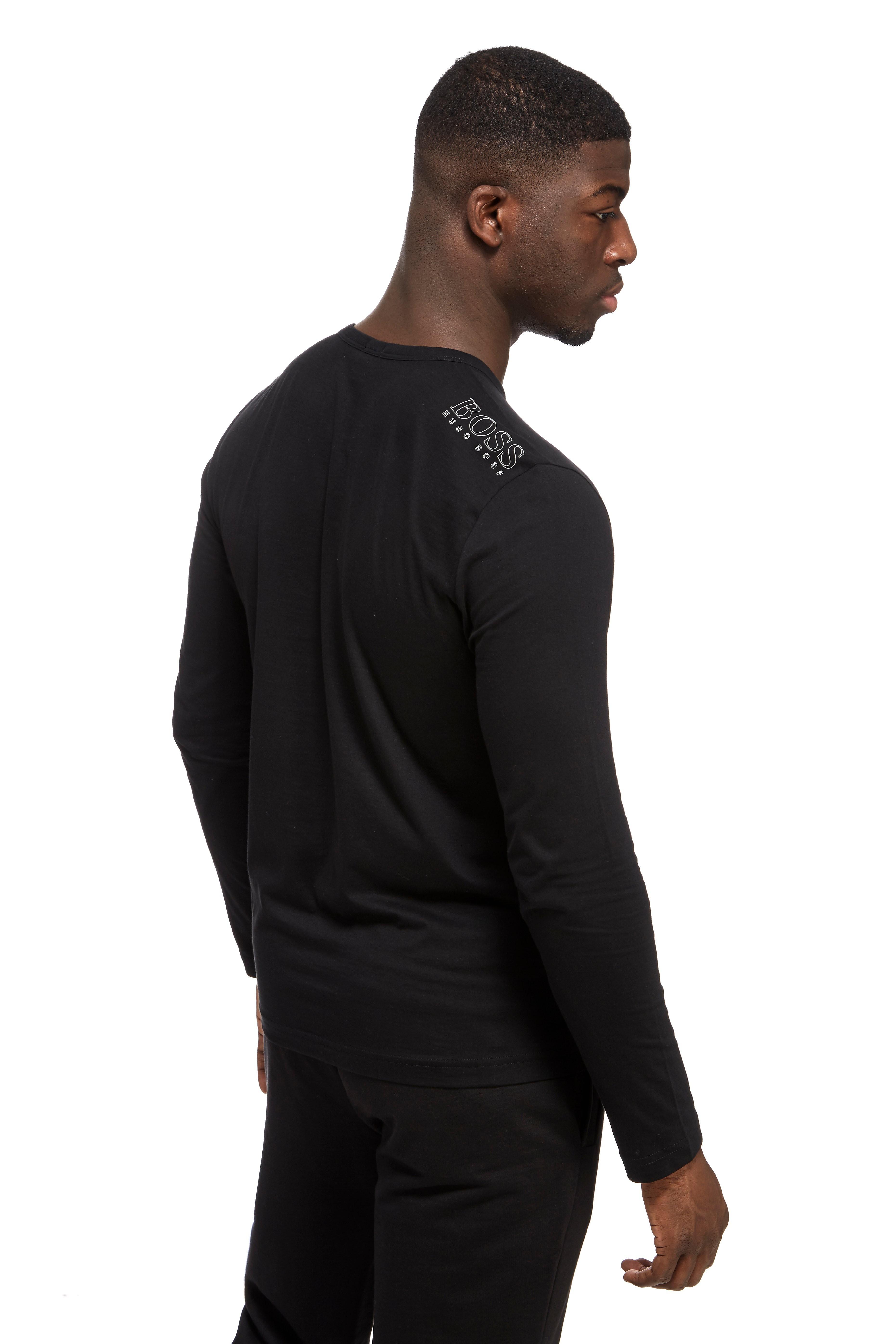 BOSS Green Togn Long Sleeve T-Shirt