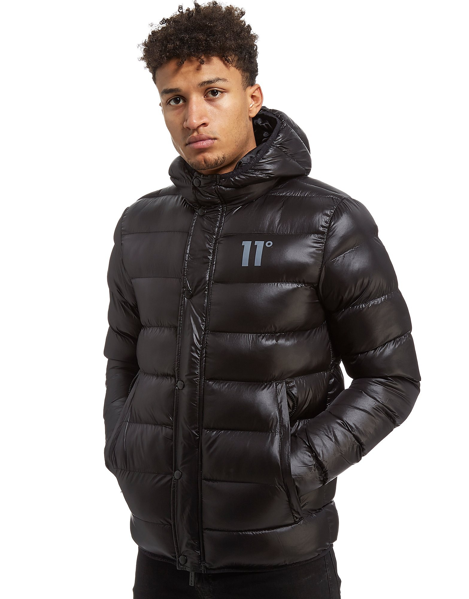 Image de 11 Degrees Veste Strike Padded Homme - Black, Black