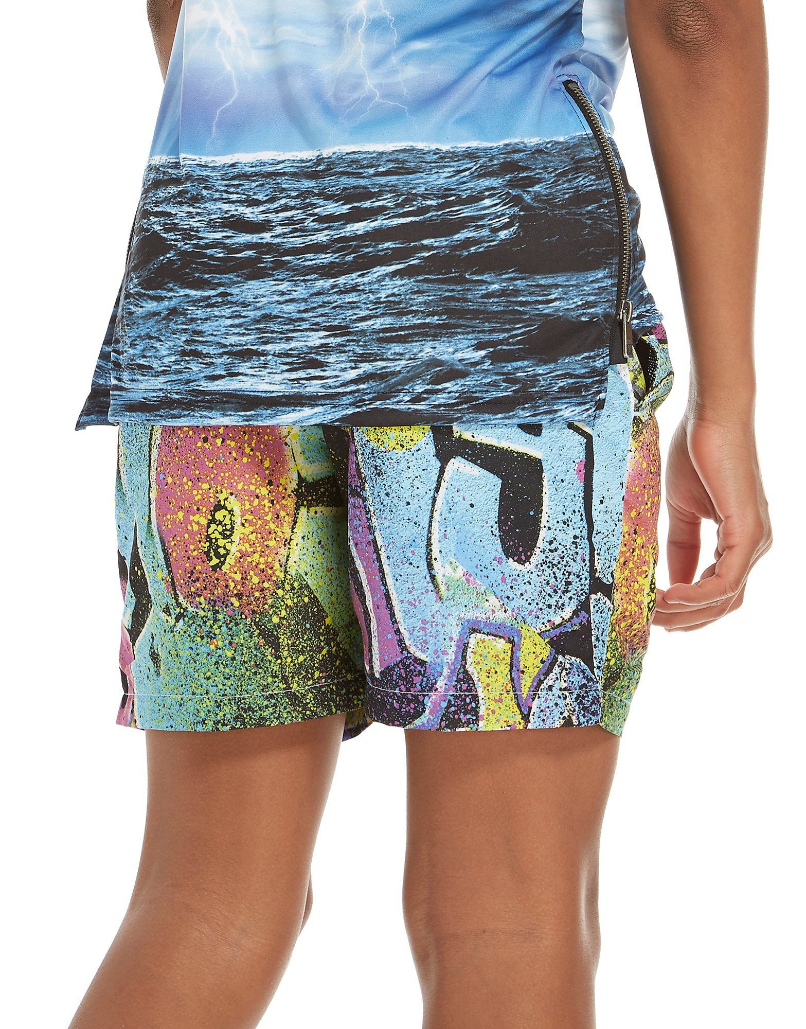 Sonneti Signer Swim Shorts Junior