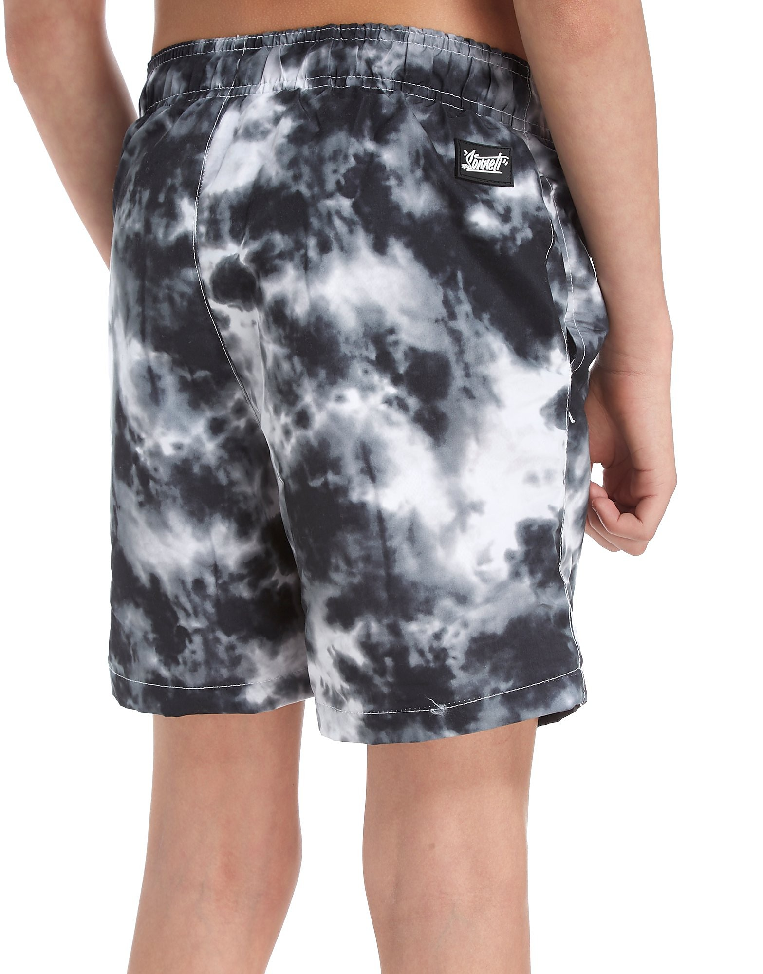 Sonneti Tie-Dye Swim Short Junior