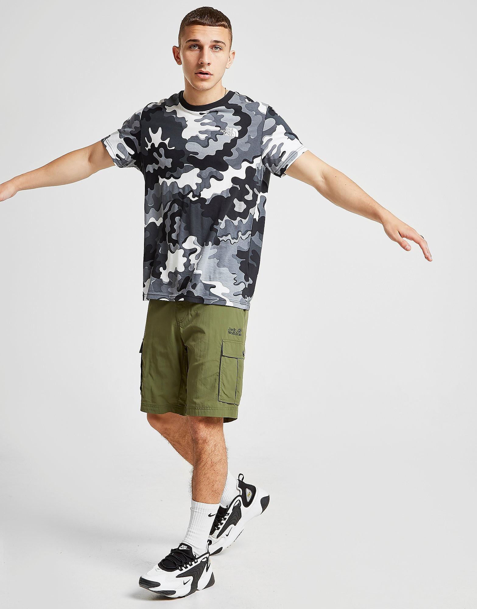 Jack Wolfskin Cargo Shorts