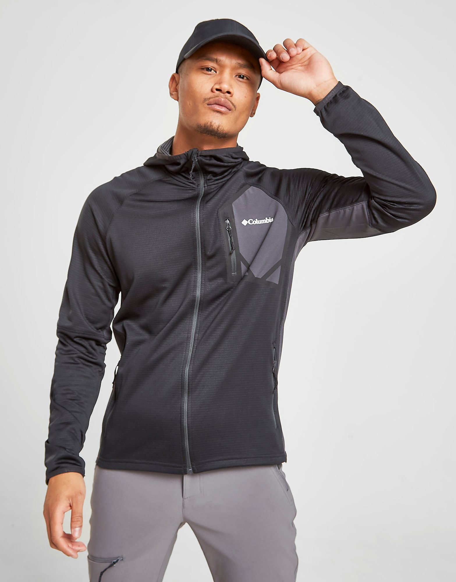 Columbia Triple Canyon Zip Hoodie