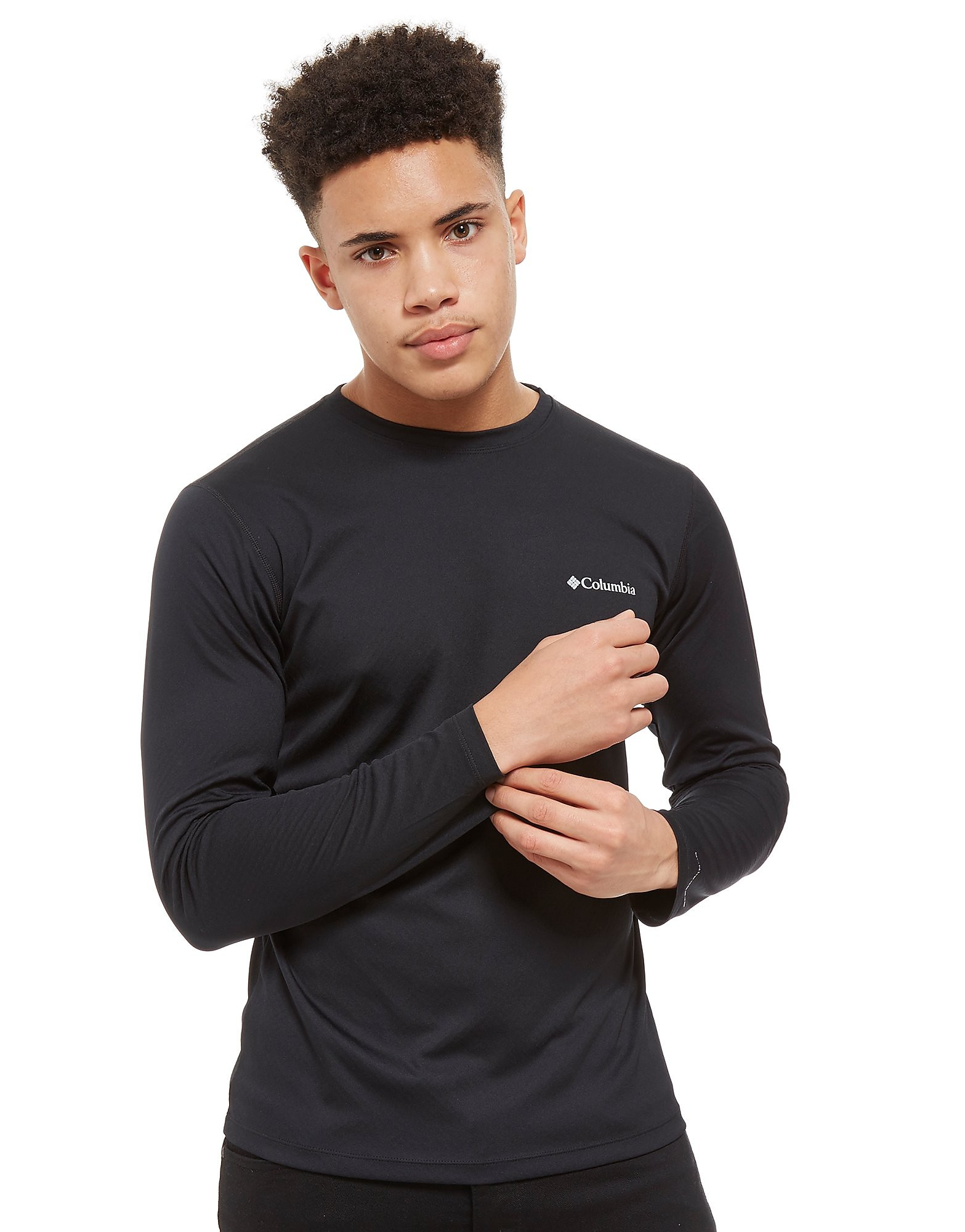 Columbia Long Sleeve Poly Tech T-Shirt