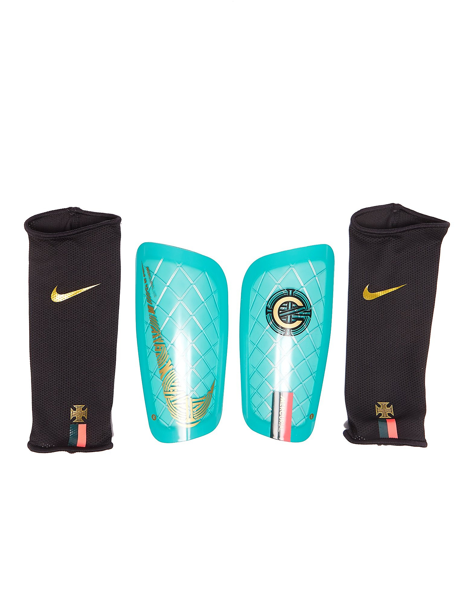 Nike espinilleras CR7 Mercurial Lite
