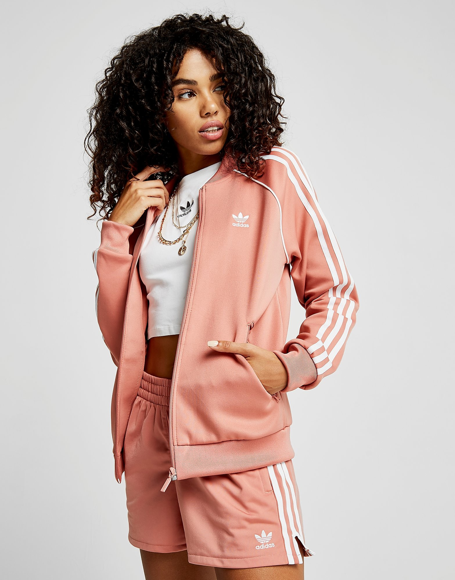 adidas Originals Superstar Track Top Dames
